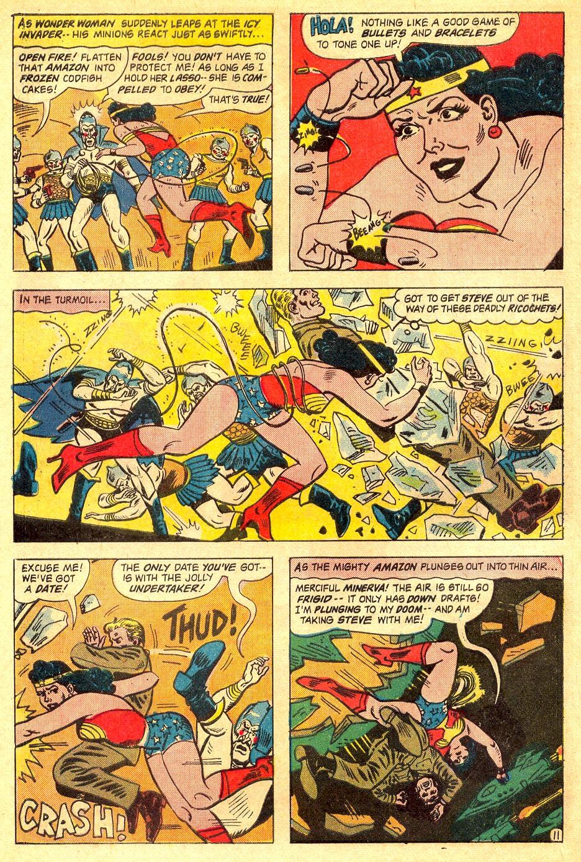 Read online Wonder Woman (1942) comic -  Issue #162 - 32