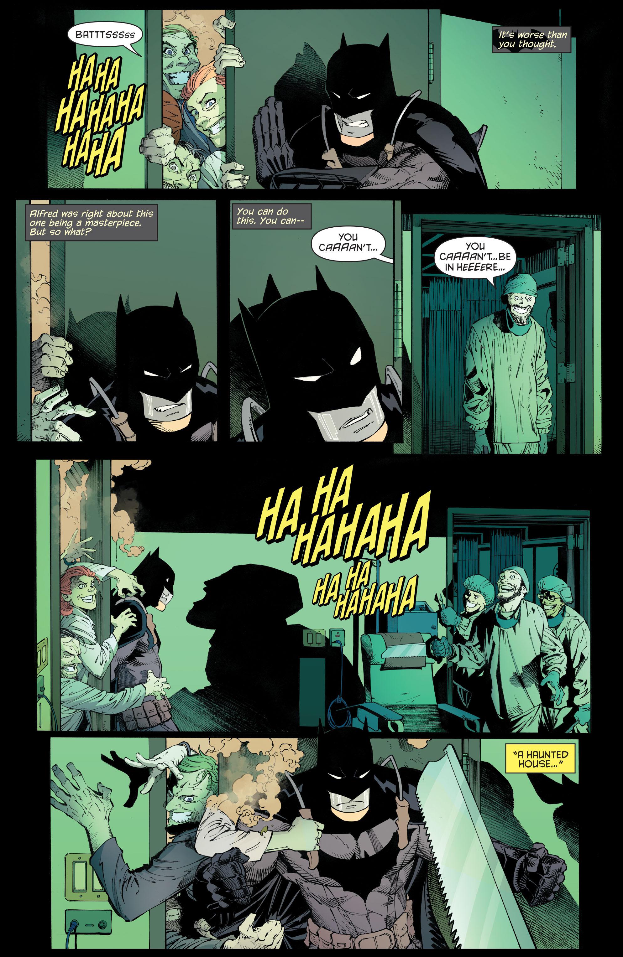 Read online Batman (2011) comic -  Issue # _TPB 7 - 63