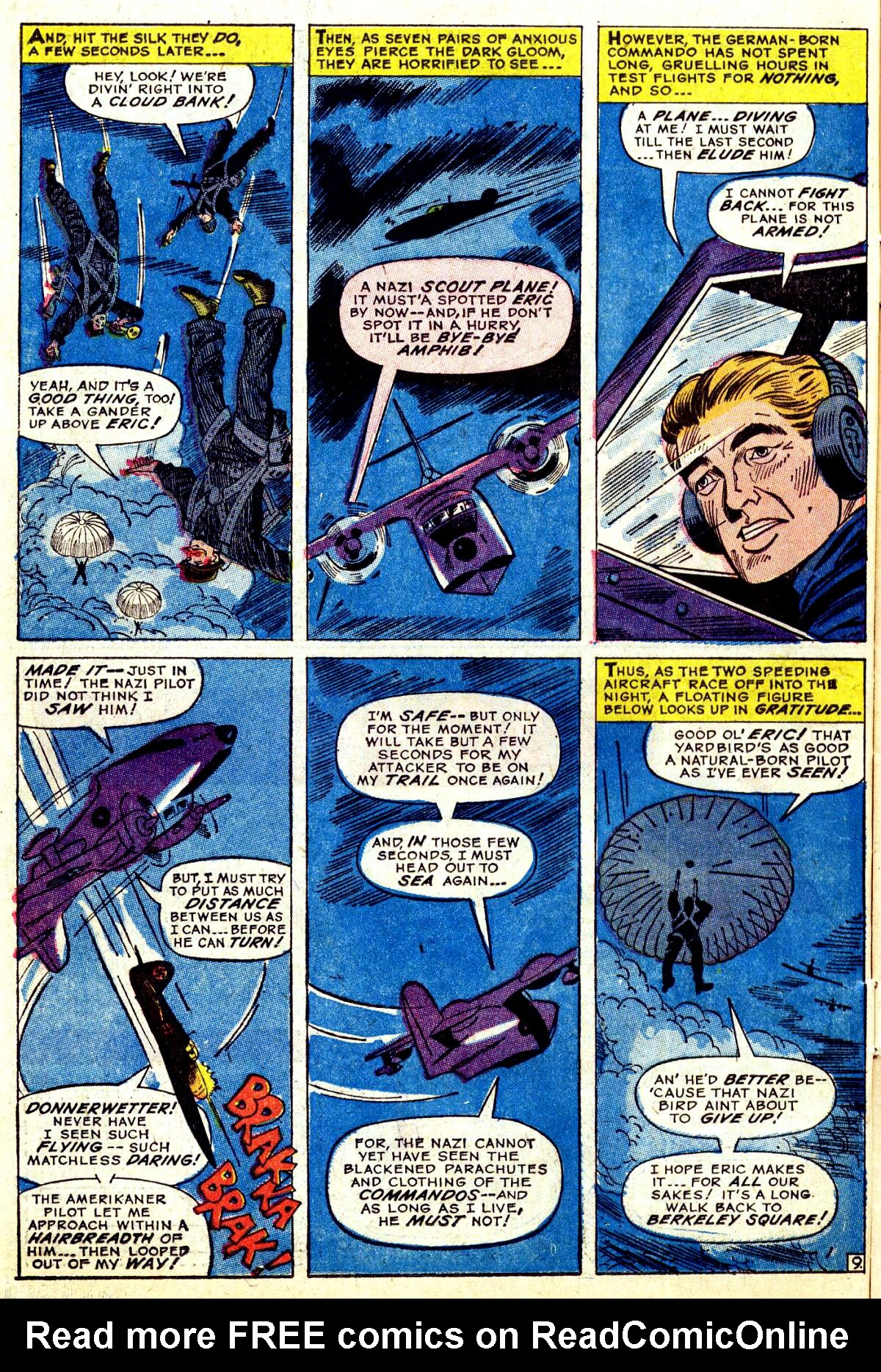 Read online Sgt. Fury comic -  Issue #38 - 14