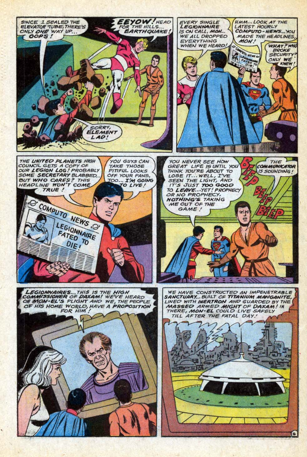 Read online Action Comics (1938) comic -  Issue #384 - 26