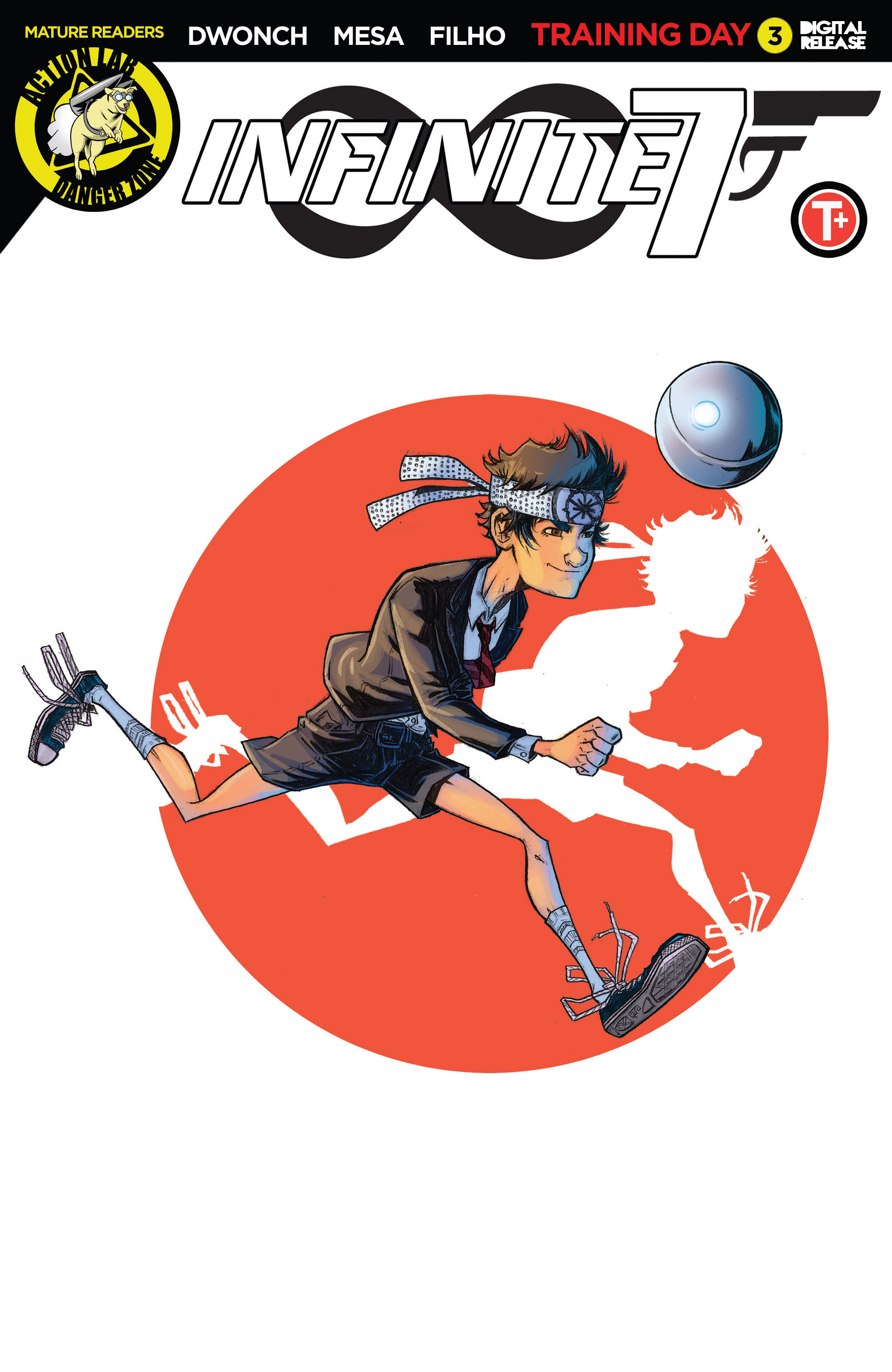 Read online Infinite Seven comic -  Issue #3 - 1