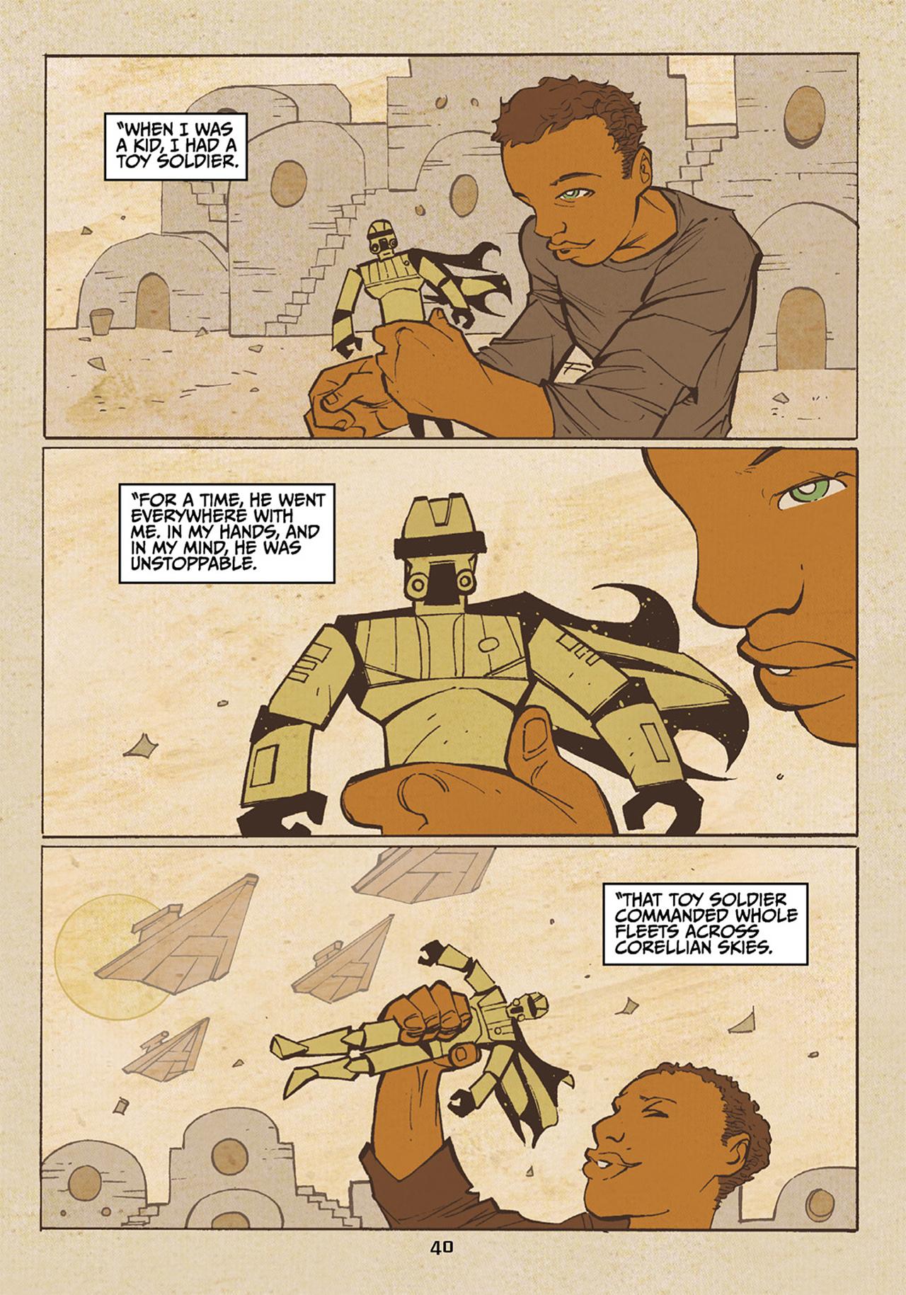 Read online Star Wars Omnibus comic -  Issue # Vol. 33 - 279