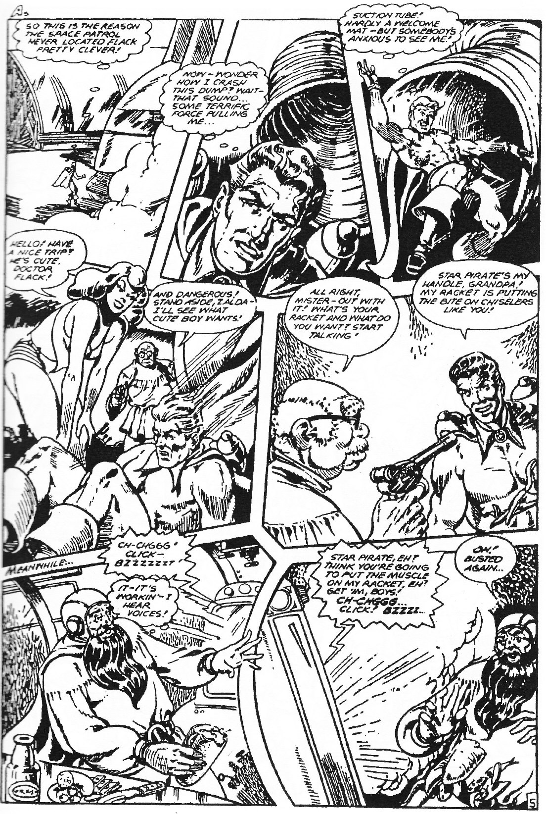 Read online Men of Mystery Comics comic -  Issue #70 - 55