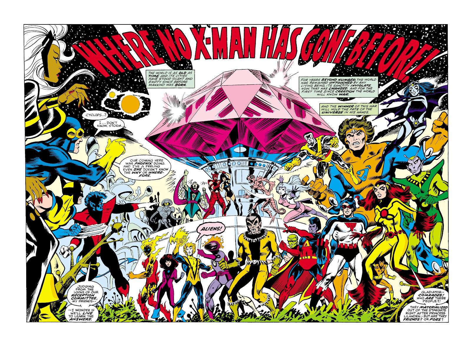 Uncanny X-Men (1963) issue 107 - Page 3