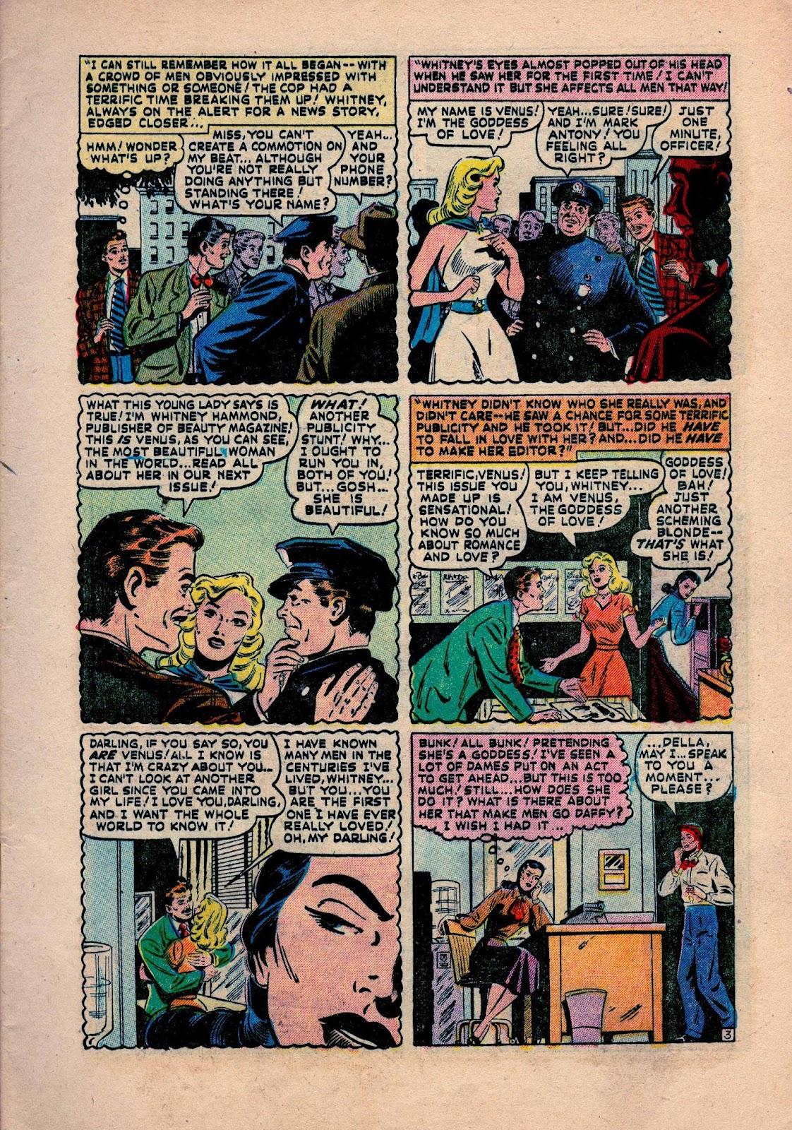 Venus (1948) issue 9 - Page 7