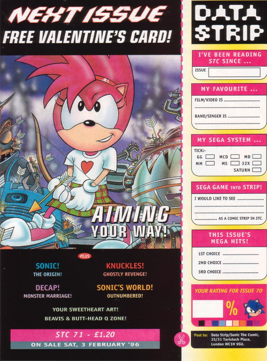 Read online Sonic the Comic comic -  Issue #70 - 30
