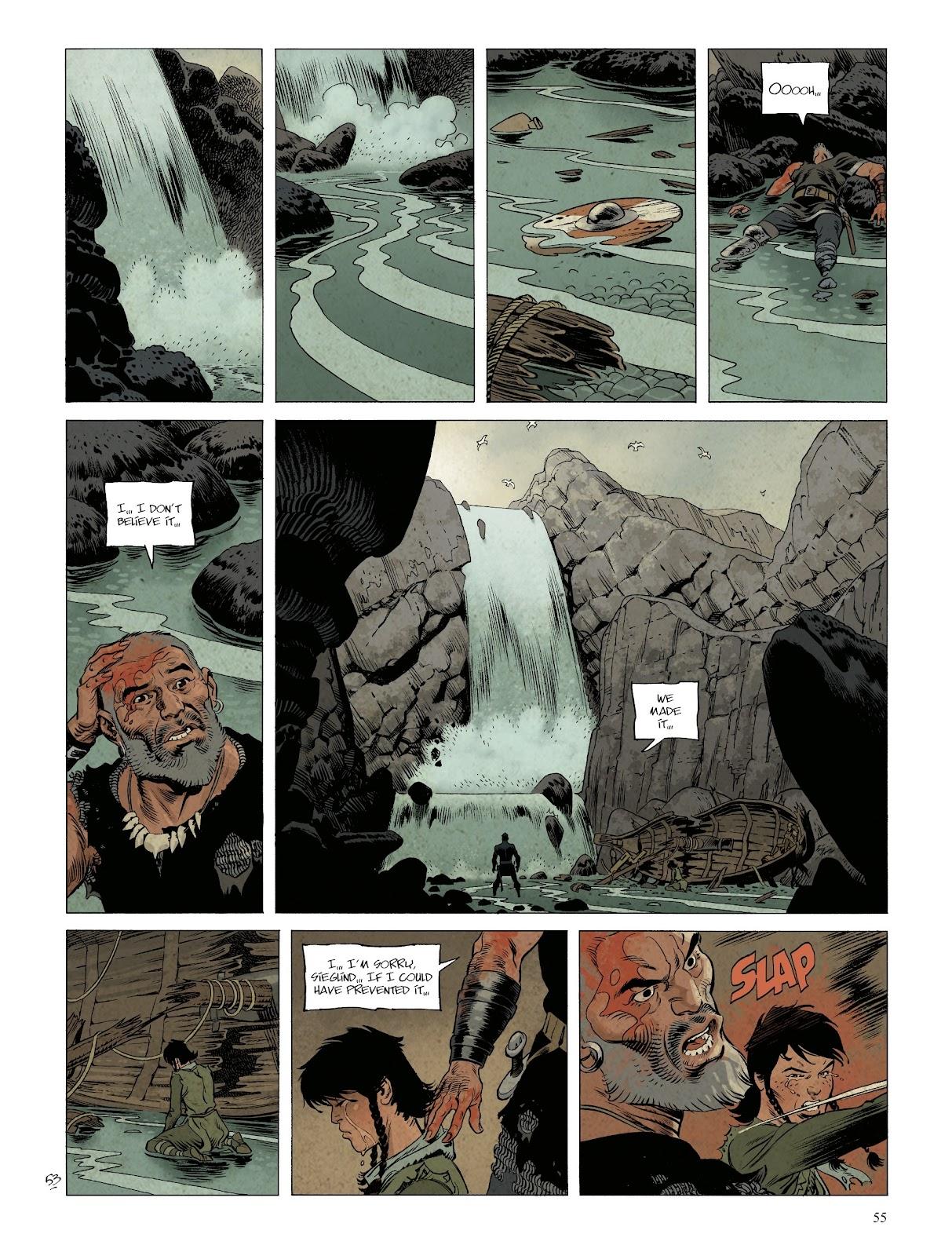Read online Asgard comic -  Issue #1 - 57