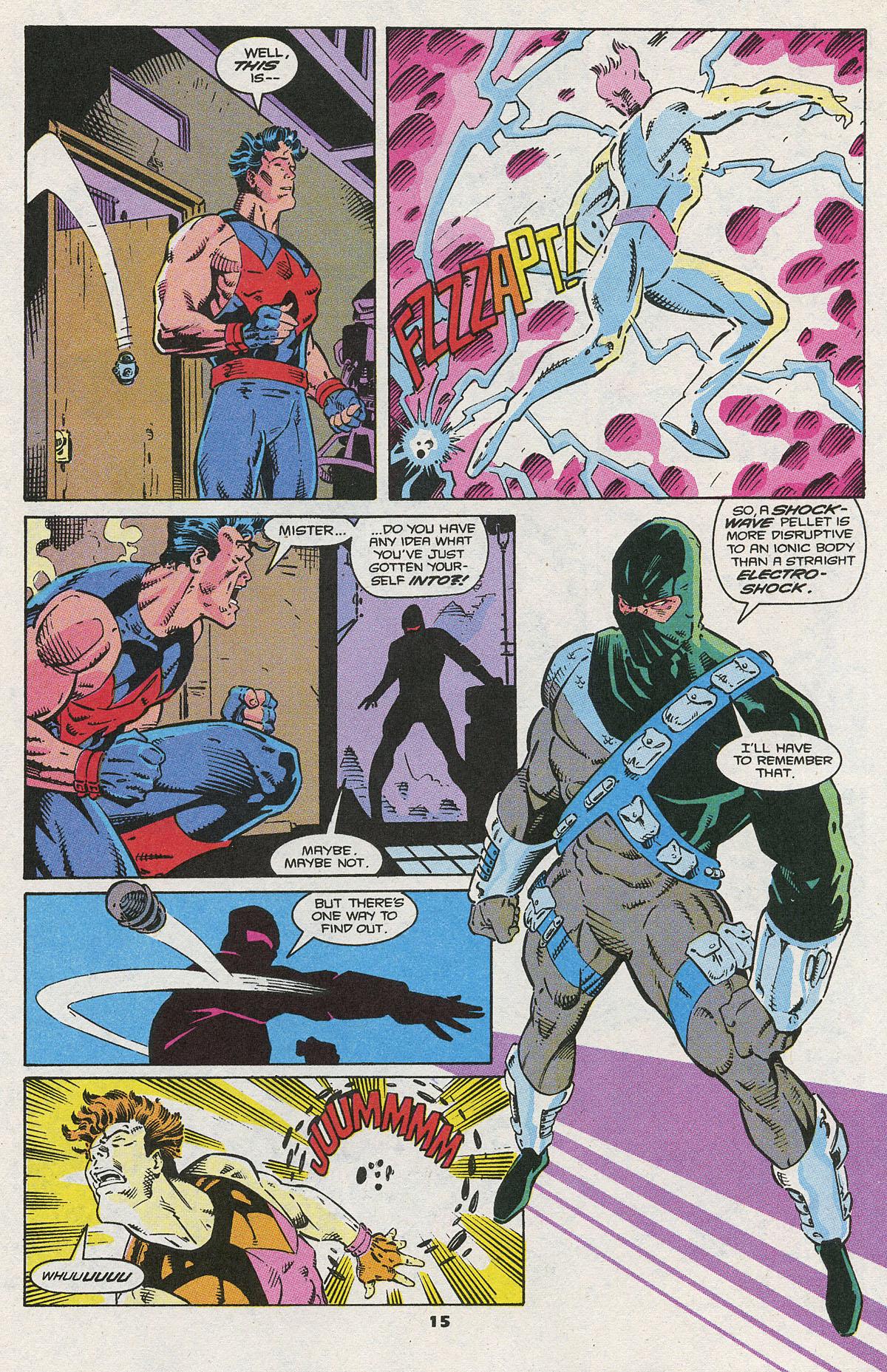 Read online Wonder Man (1991) comic -  Issue #4 - 12
