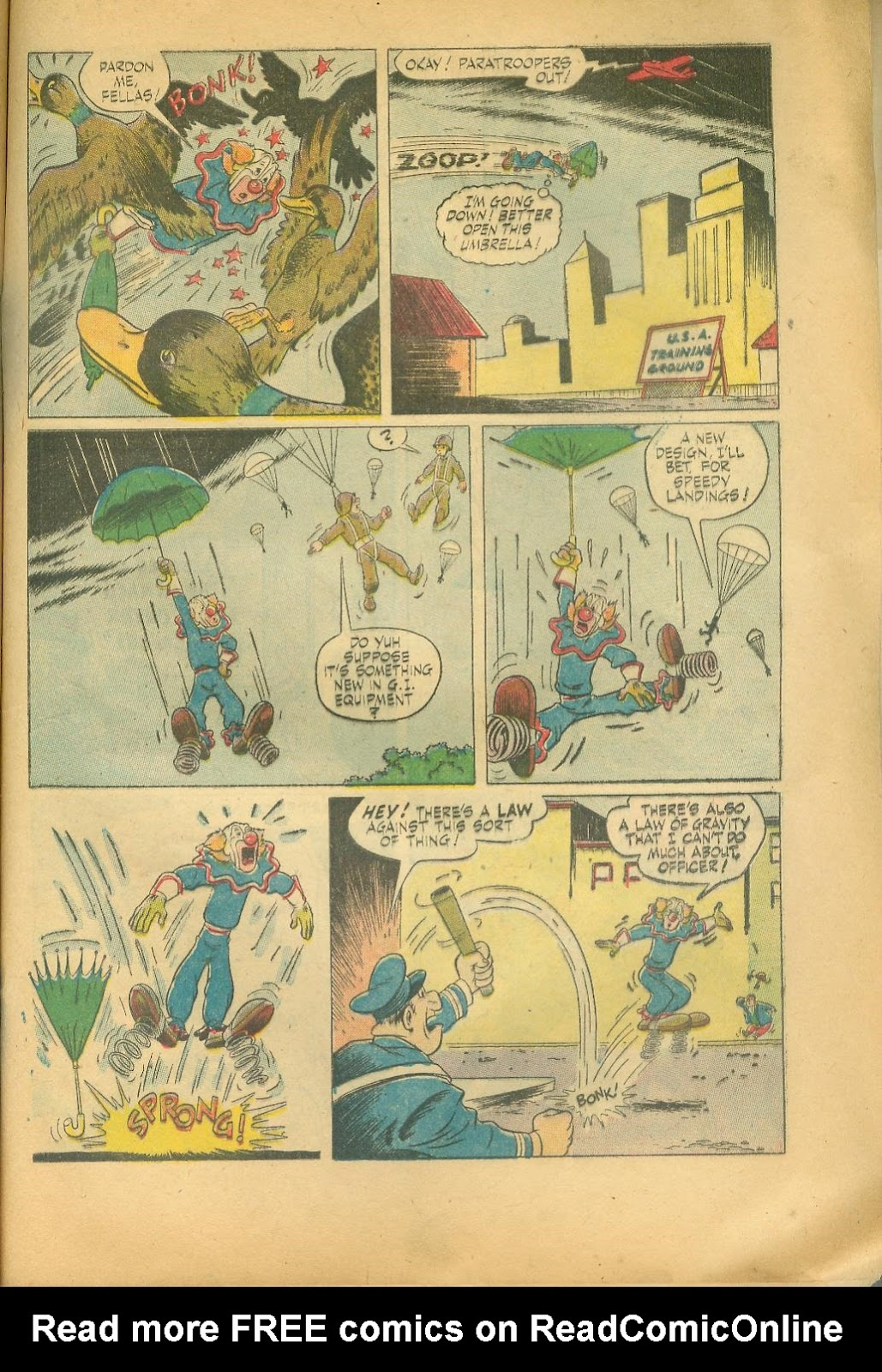 Four Color Comics issue 508 - Page 29
