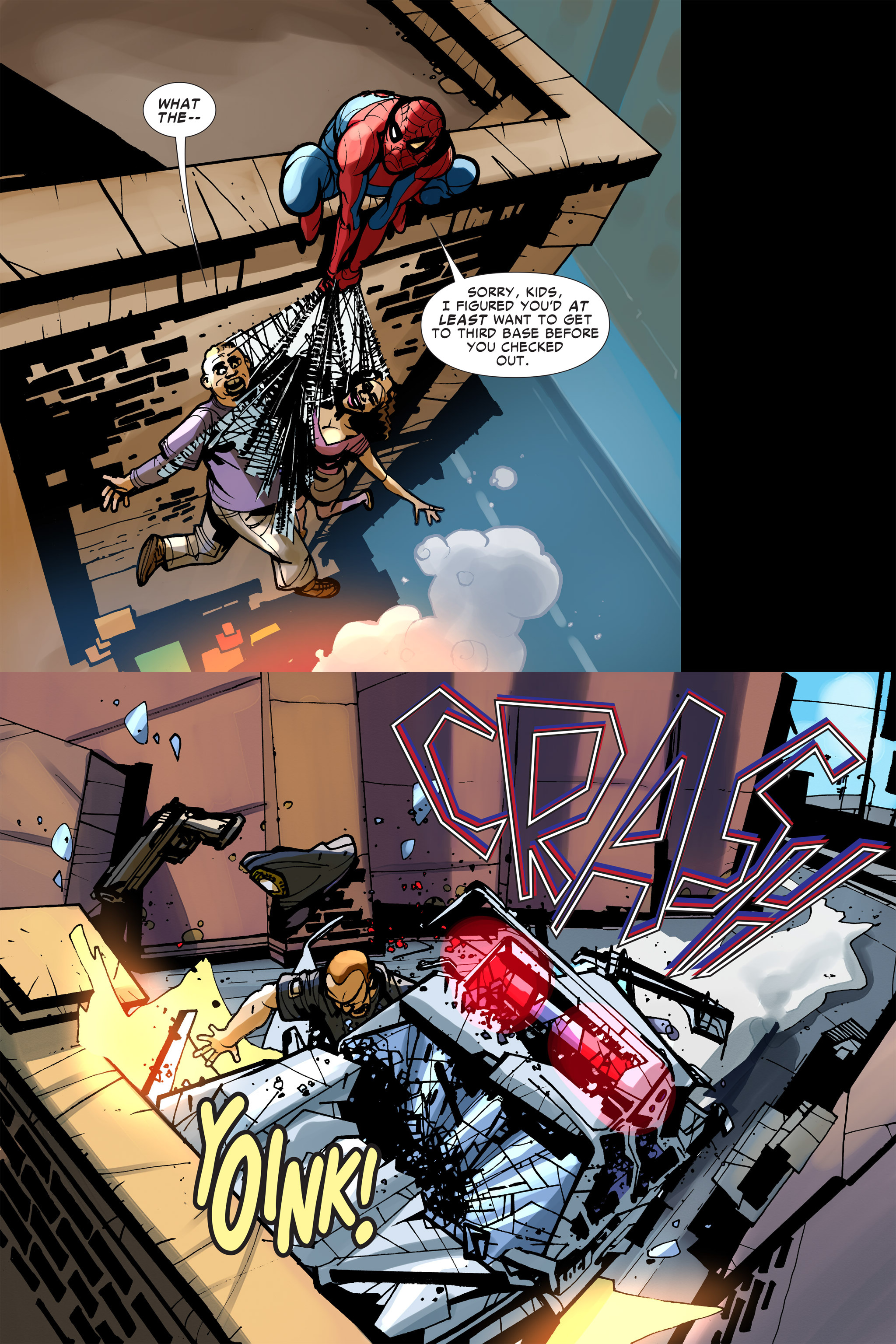 Read online Amazing Spider-Man: Who Am I? comic -  Issue # Full (Part 1) - 234