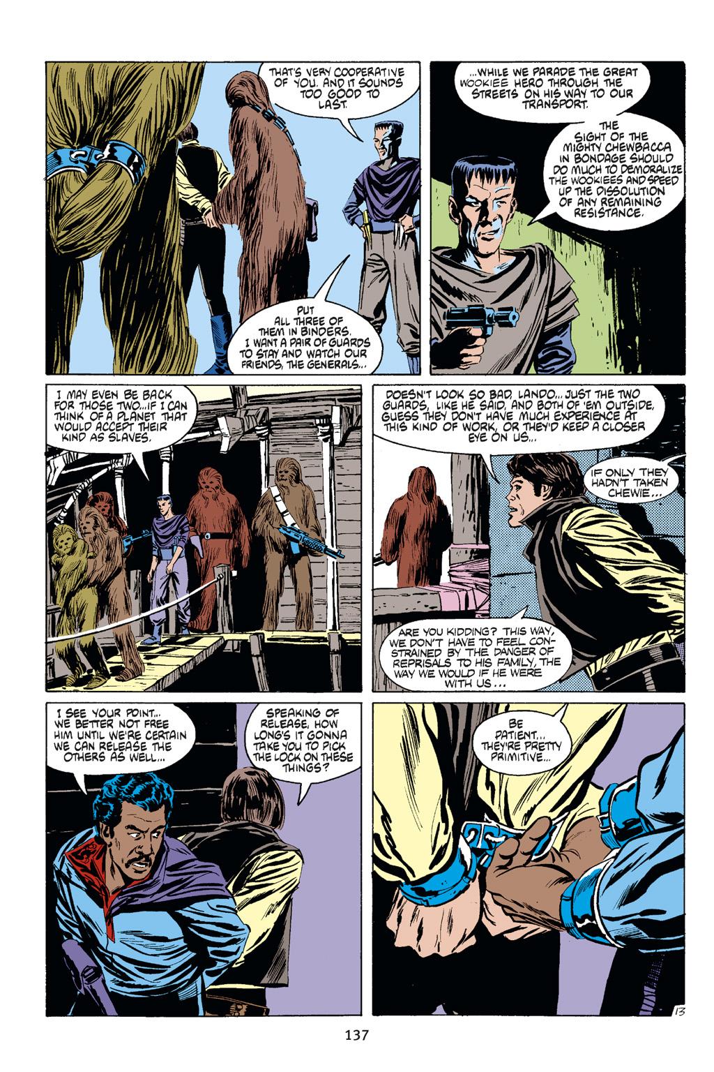Read online Star Wars Omnibus comic -  Issue # Vol. 21 - 131