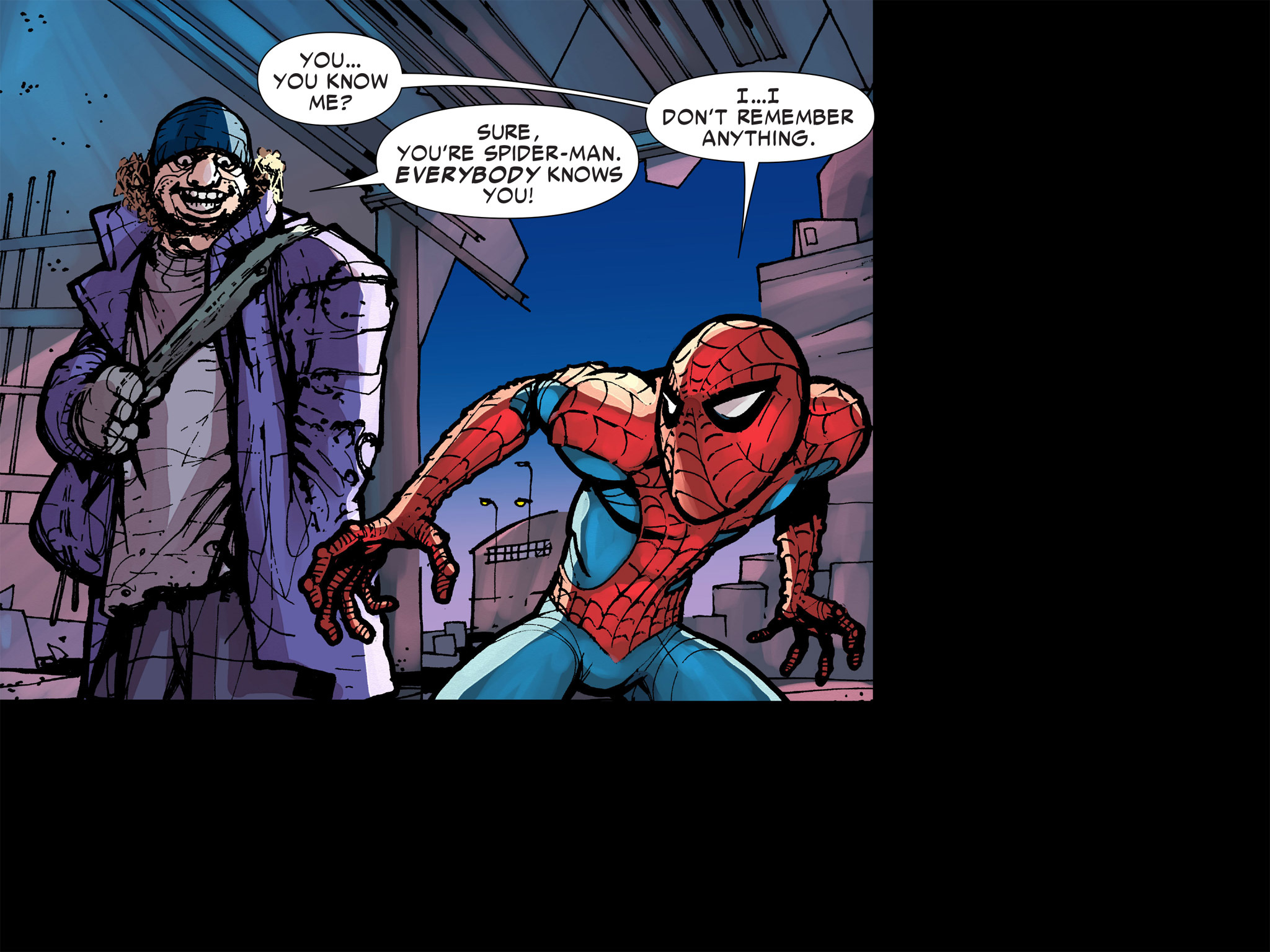 Read online Amazing Spider-Man: Who Am I? comic -  Issue # Full (Part 3) - 13
