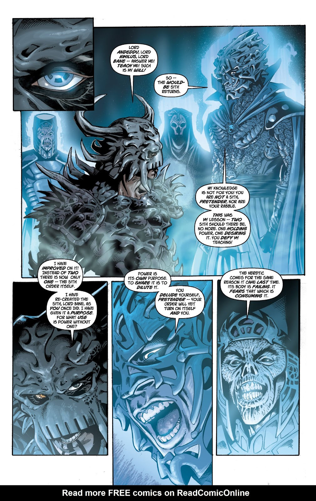 Read online Star Wars Legends: Legacy - Epic Collection comic -  Issue # TPB 1 (Part 1) - 80