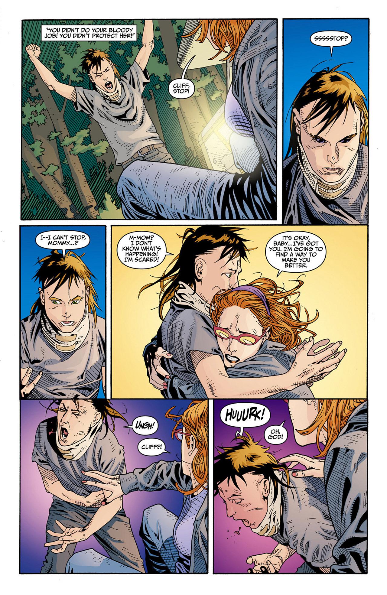 Read online Animal Man (2011) comic -  Issue #13 - 19