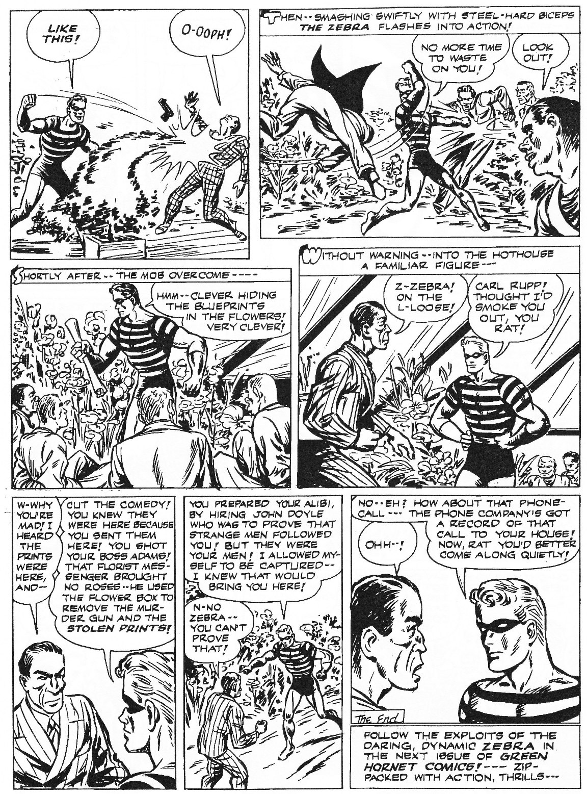 Read online Men of Mystery Comics comic -  Issue #81 - 168