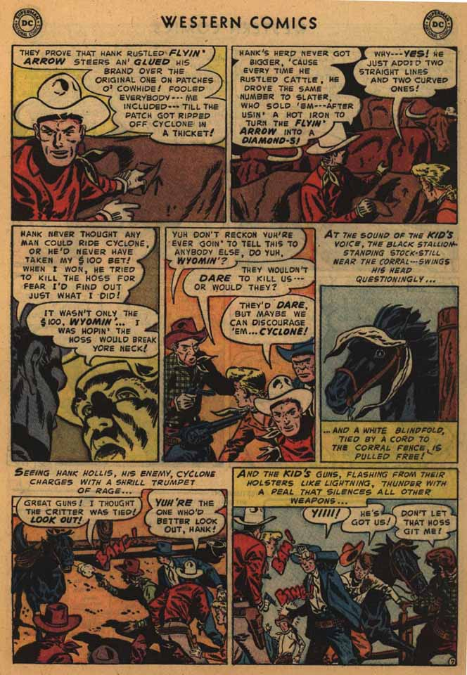 Western Comics issue 41 - Page 9