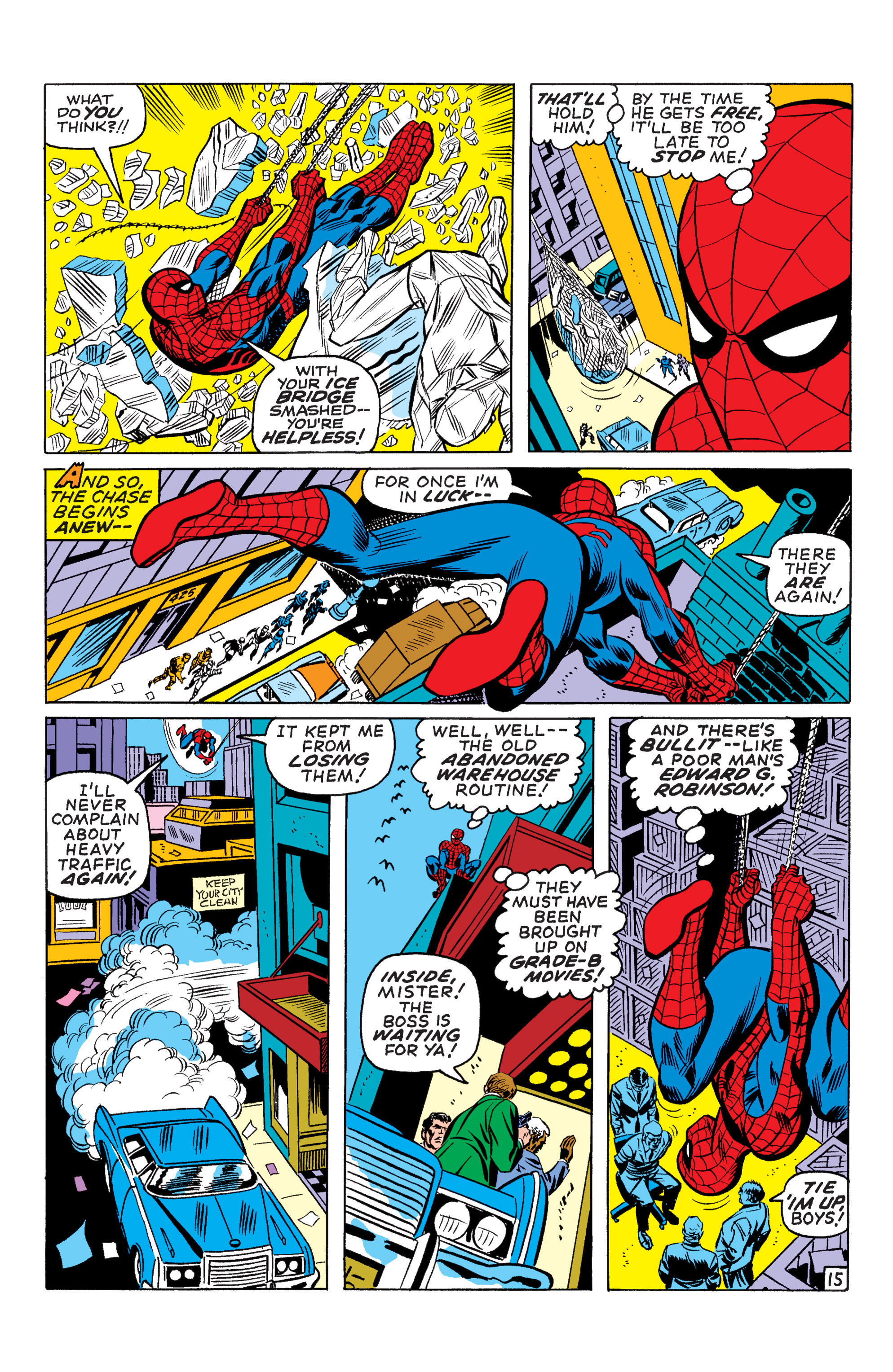 The Amazing Spider-Man (1963) 92 Page 14