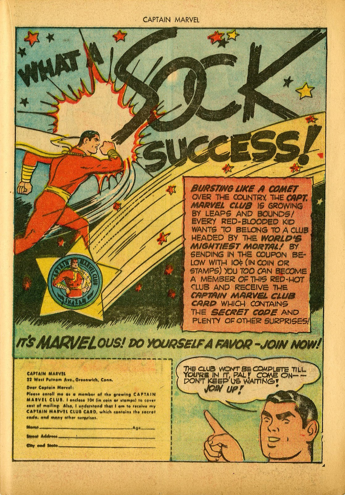 Captain Marvel Adventures issue 36 - Page 37