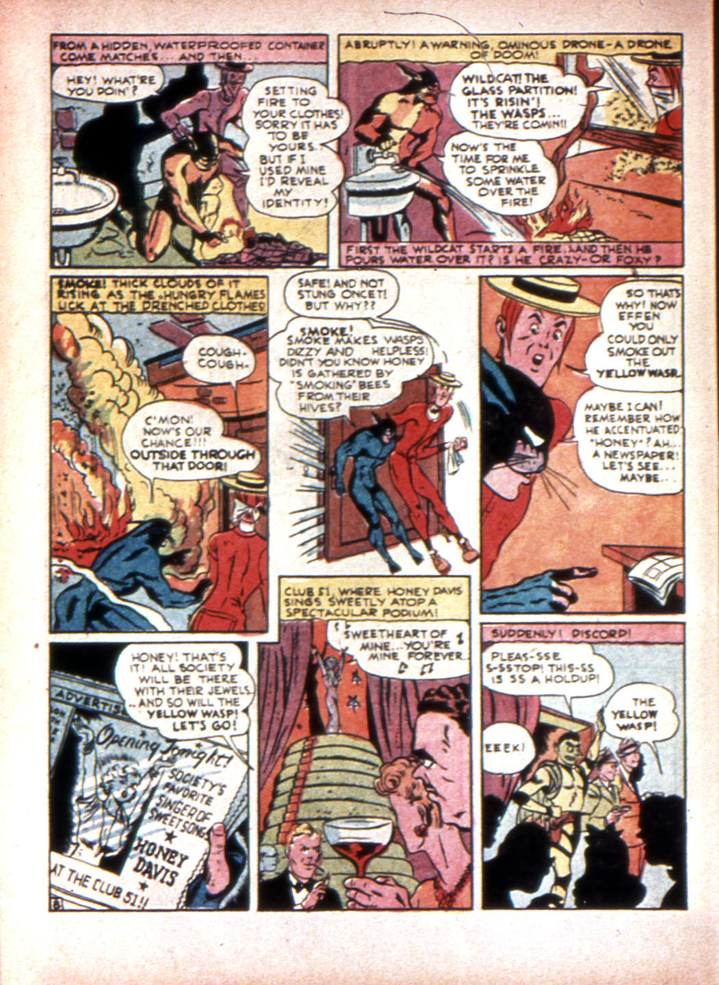 Read online Sensation (Mystery) Comics comic -  Issue #20 - 56