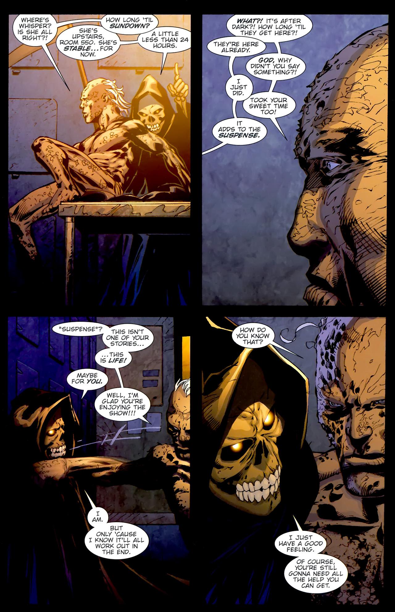 Read online Dead Romeo comic -  Issue #4 - 16