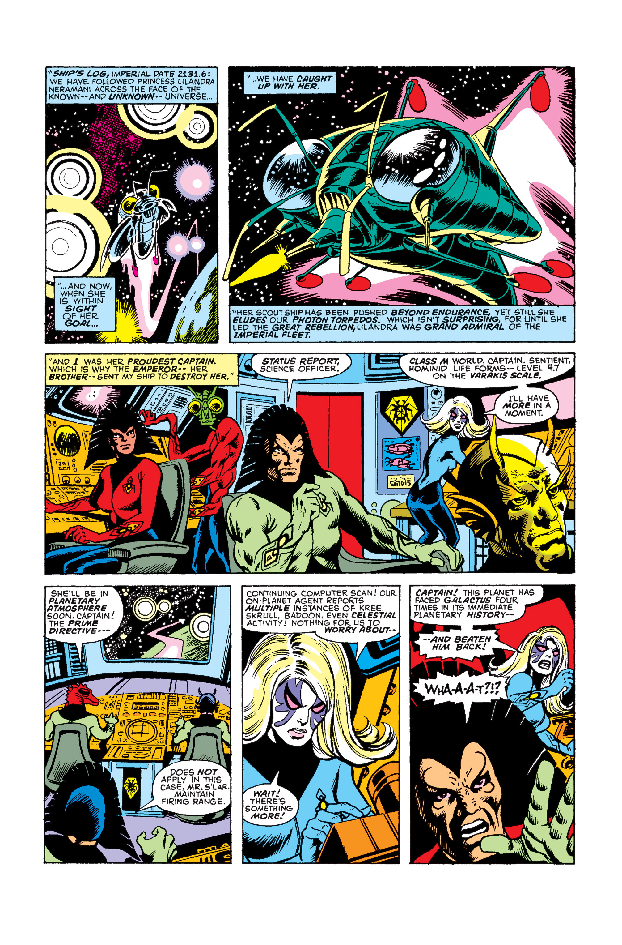 Read online Uncanny X-Men (1963) comic -  Issue #105 - 7