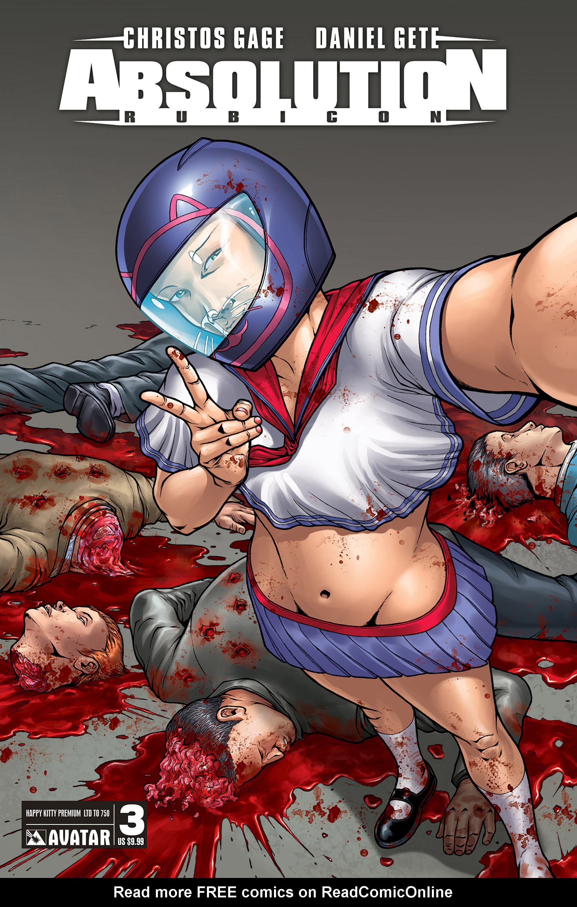 Read online Absolution: Rubicon comic -  Issue #3 - 2