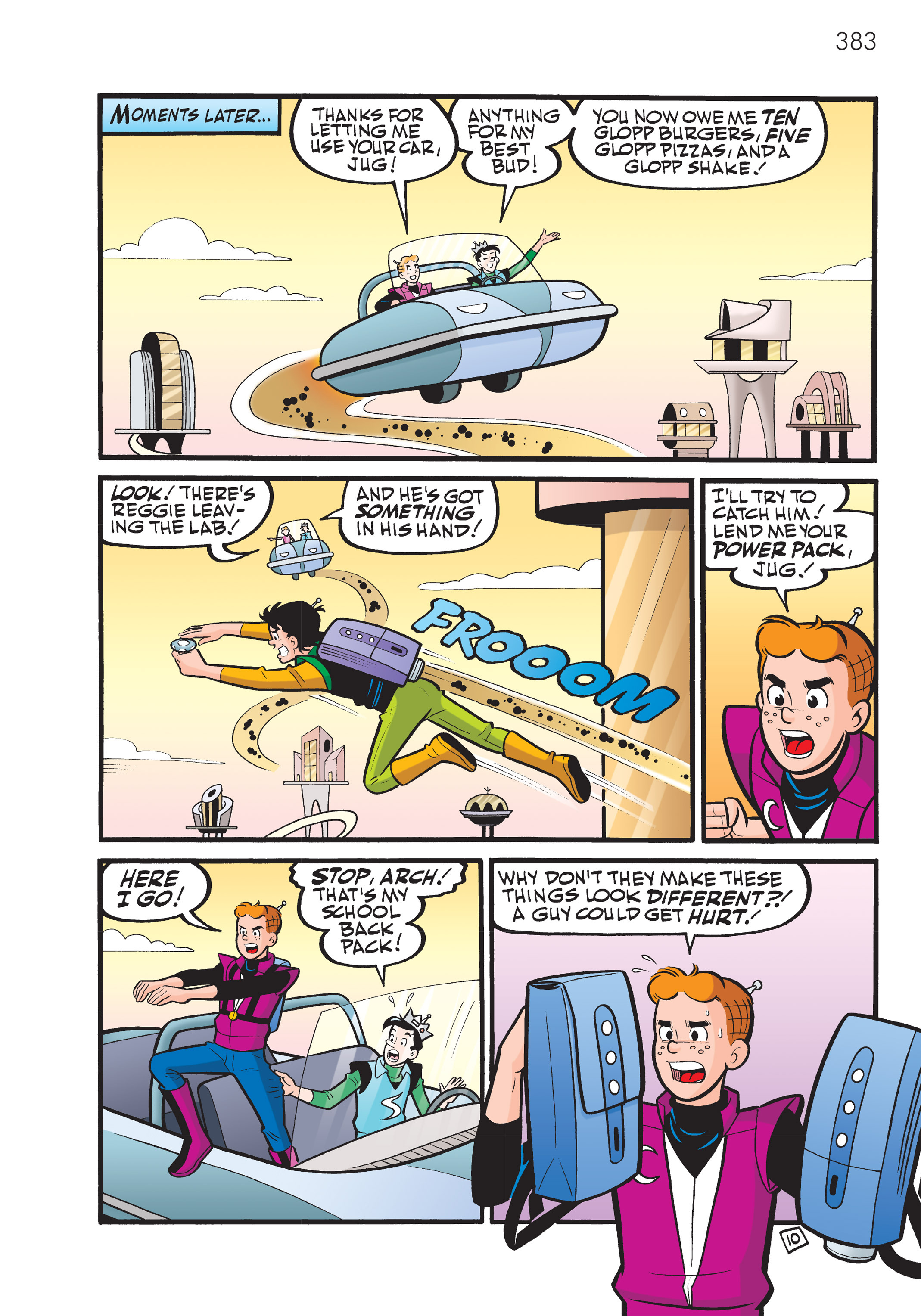 Read online The Best of Archie Comics comic -  Issue # TPB 4 (Part 2) - 173