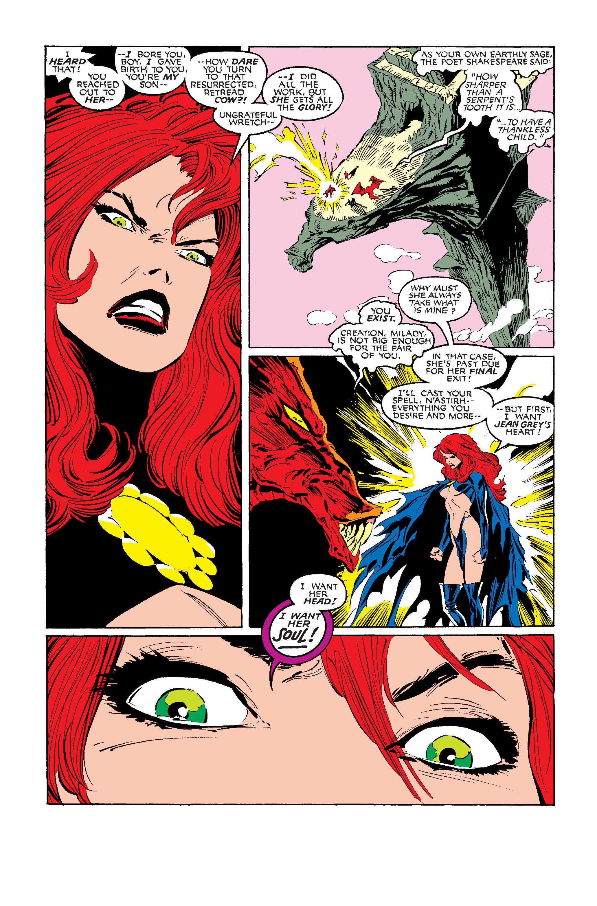 Read online Uncanny X-Men (1963) comic -  Issue #242 - 22