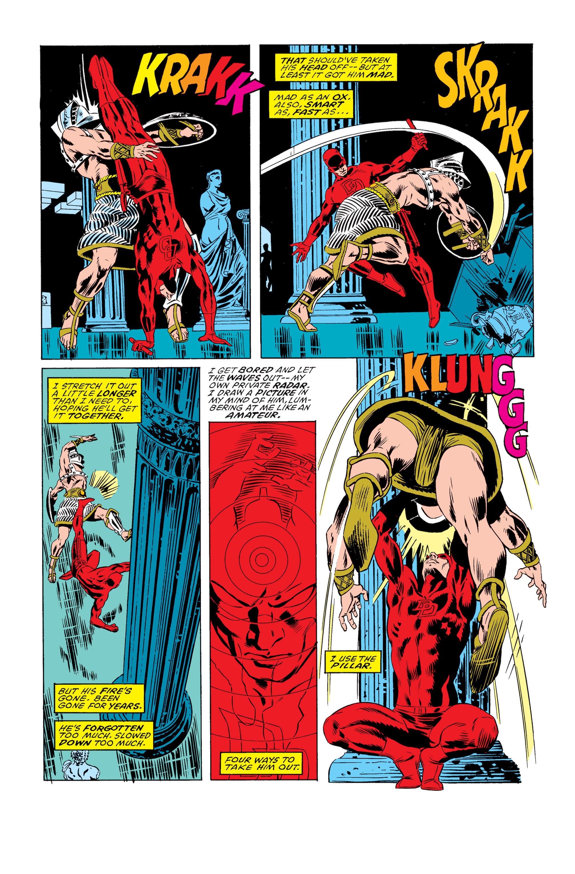 Read online Daredevil: Born Again comic -  Issue # Full - 22