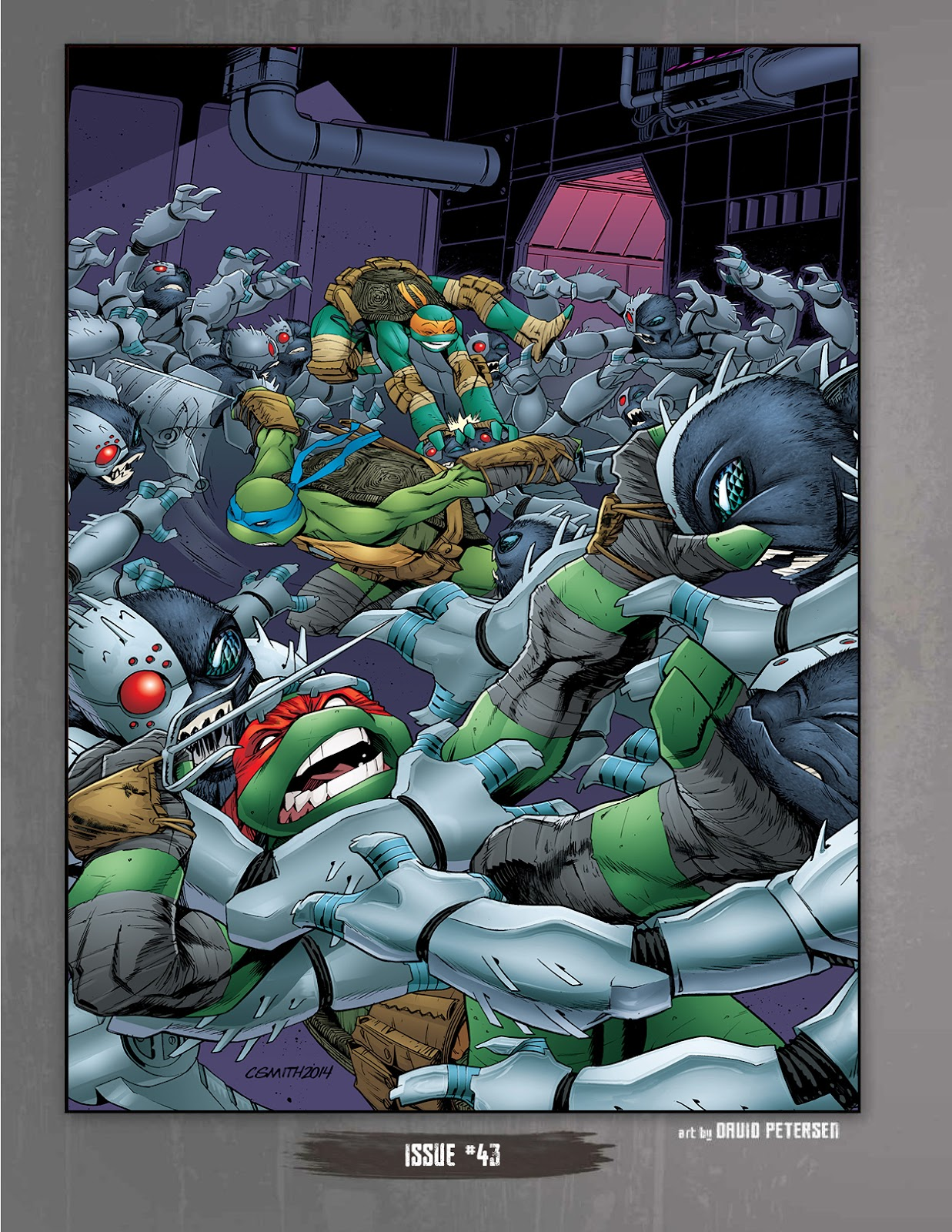 Read online Teenage Mutant Ninja Turtles: The IDW Collection comic -  Issue # TPB 5 (Part 4) - 9