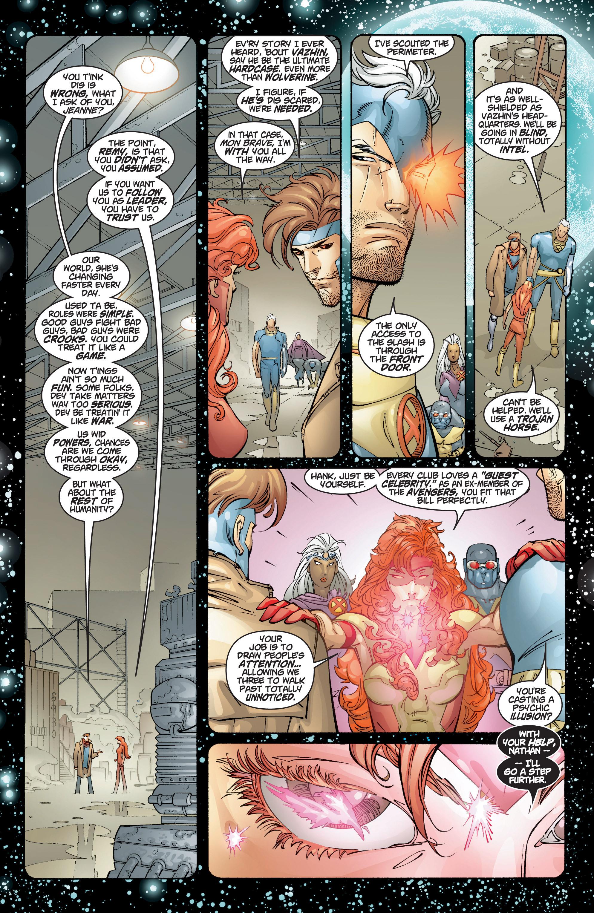 Read online Uncanny X-Men (1963) comic -  Issue #383 - 8