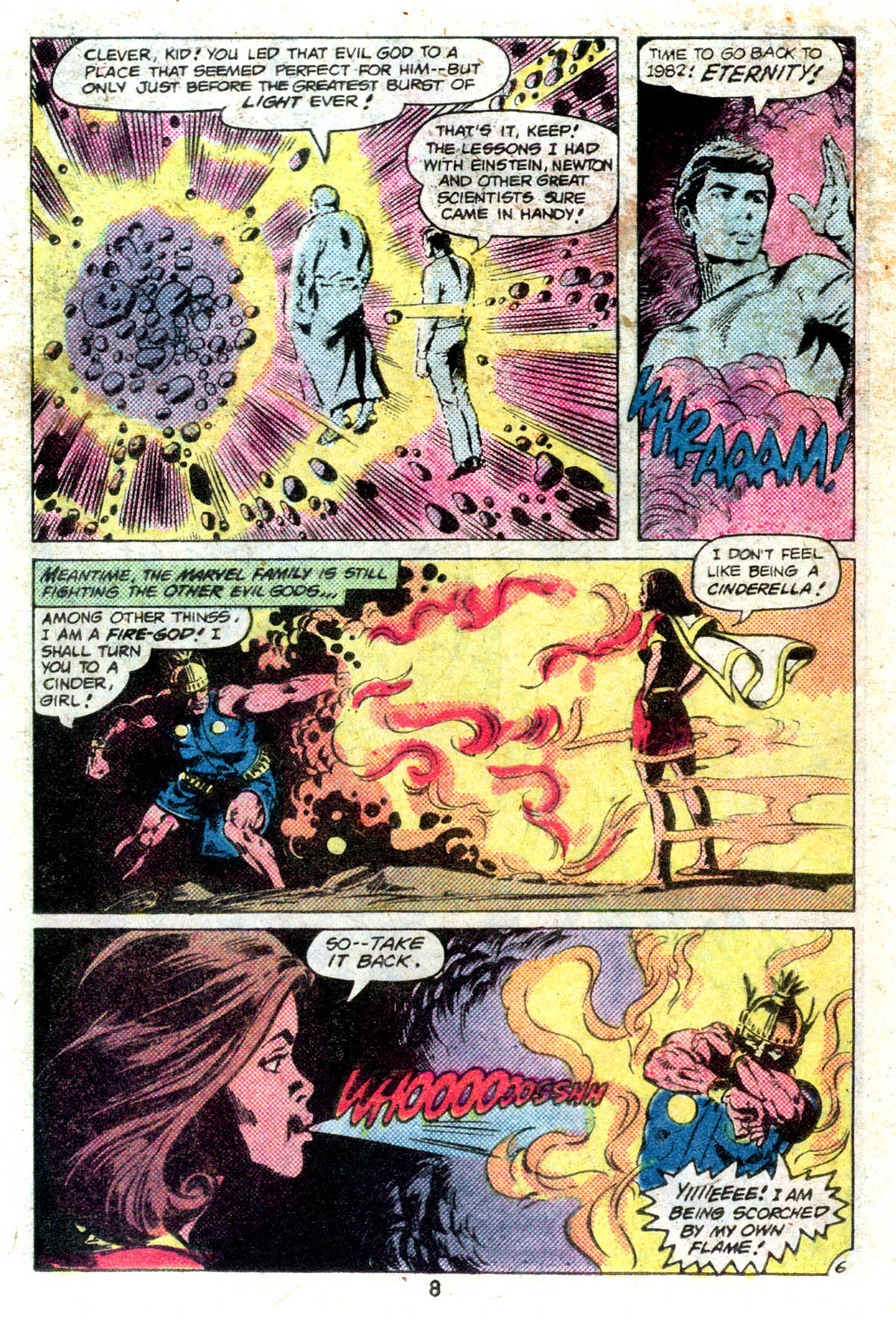 Read online Adventure Comics (1938) comic -  Issue #492 - 8