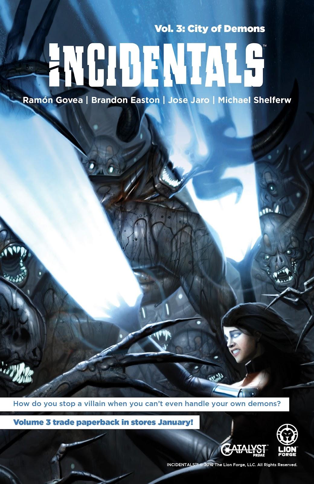 Read online Summit comic -  Issue #12 - 30