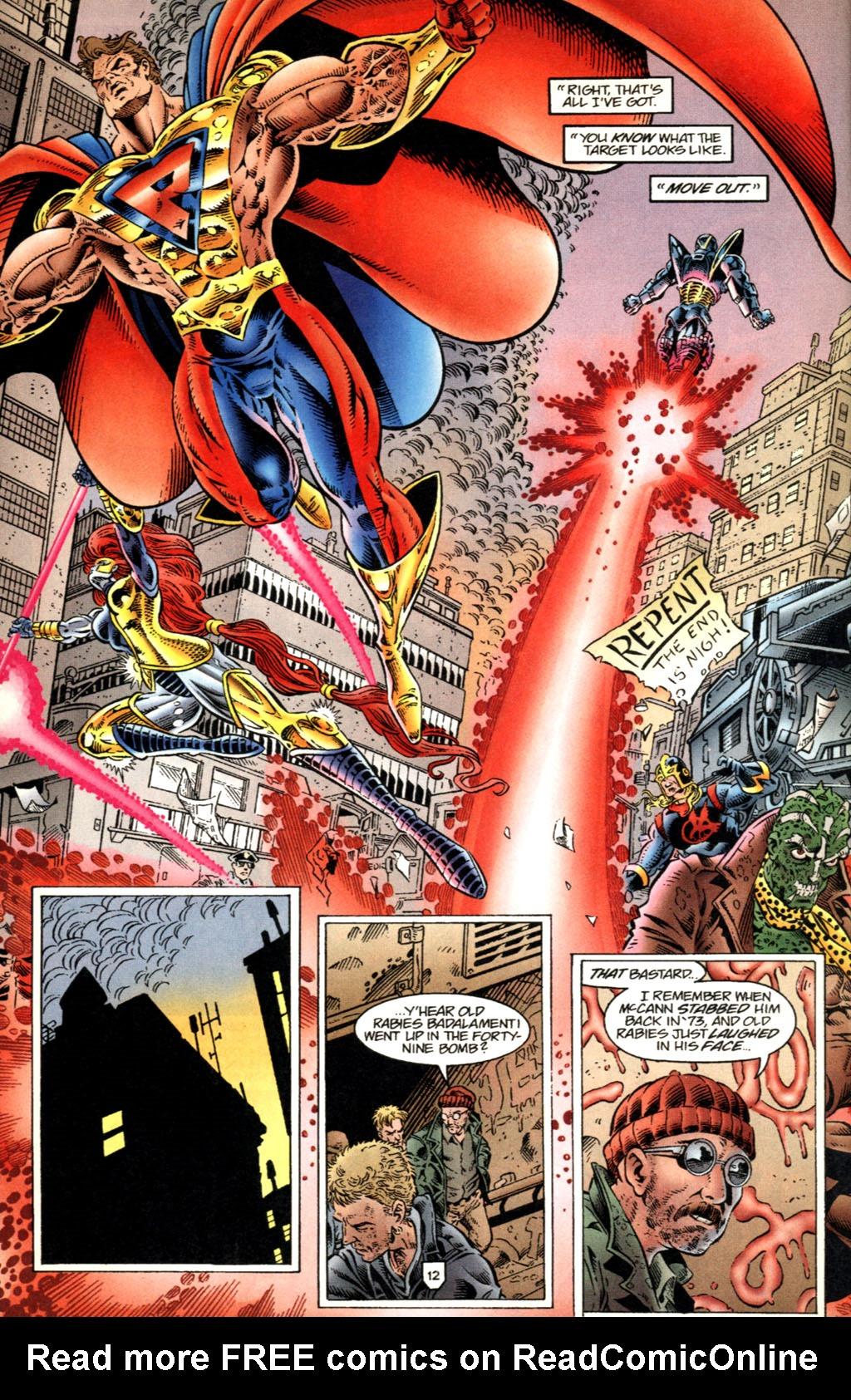 Read online UltraForce (1995) comic -  Issue #2 - 13