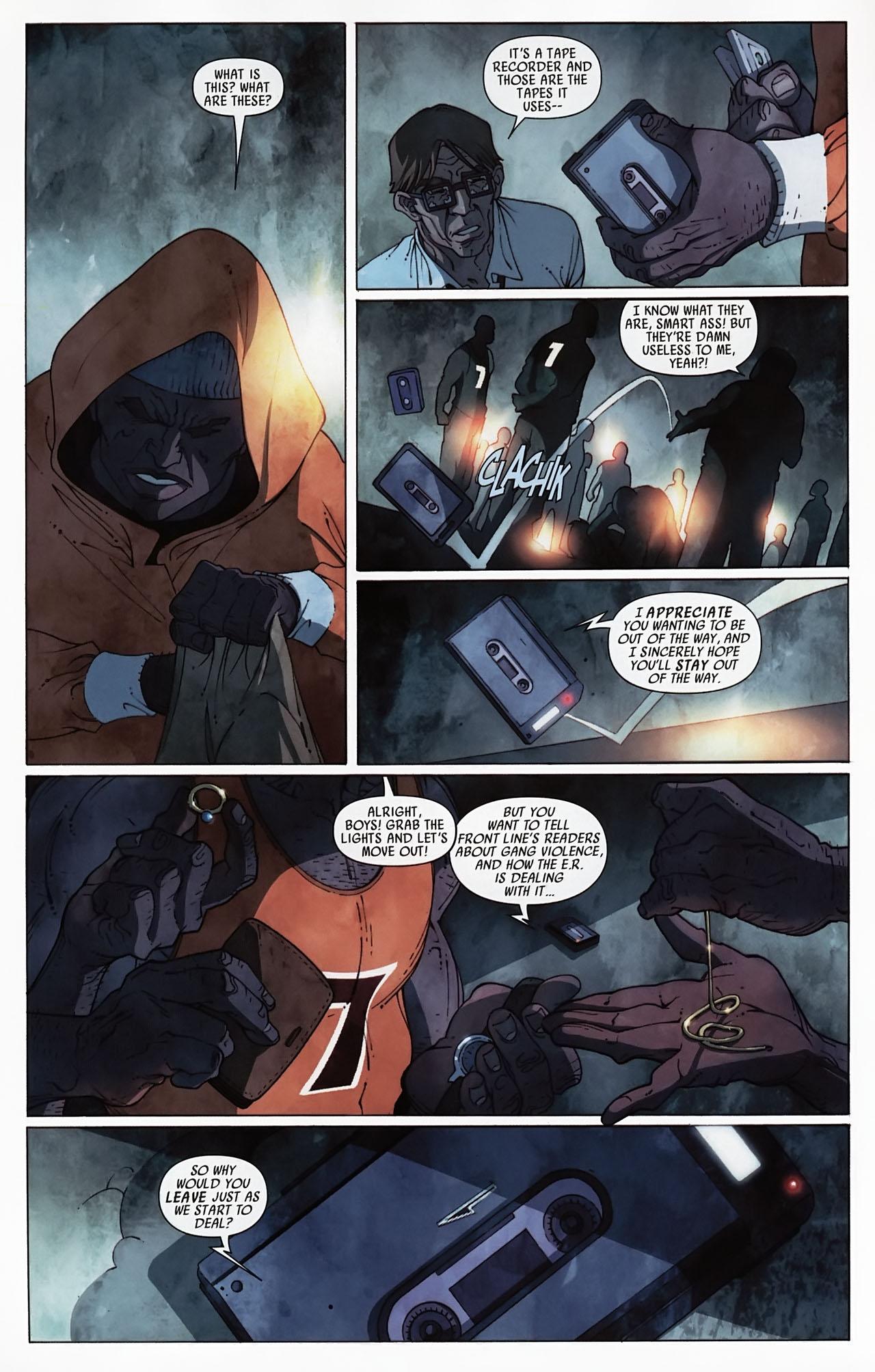 Read online Secret Invasion: Front Line comic -  Issue #4 - 5