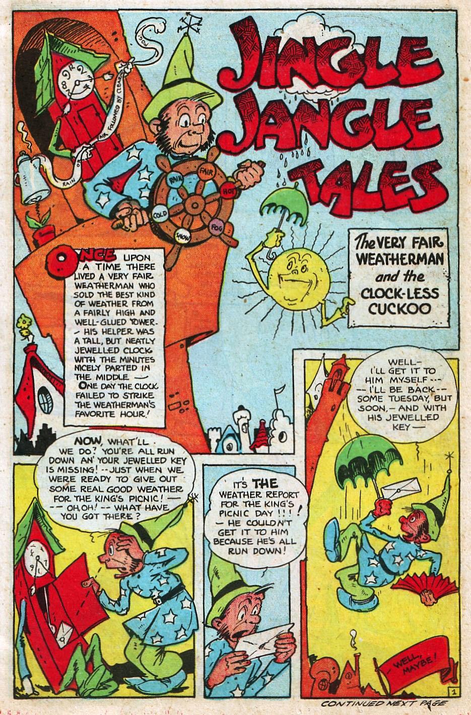 Jingle Jangle Comics issue 20 - Page 17