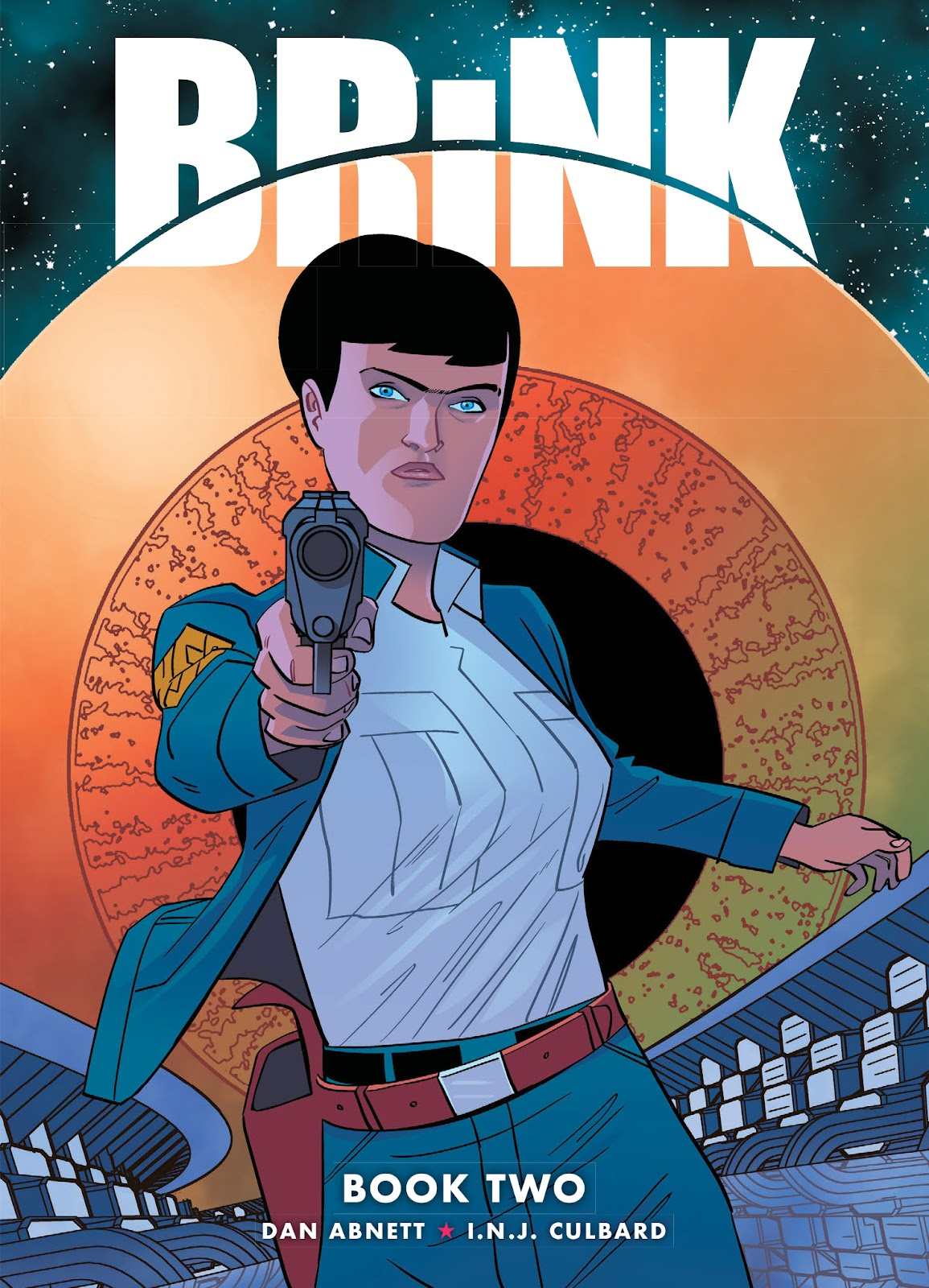 Read online Brink comic -  Issue # TPB 2 - 1