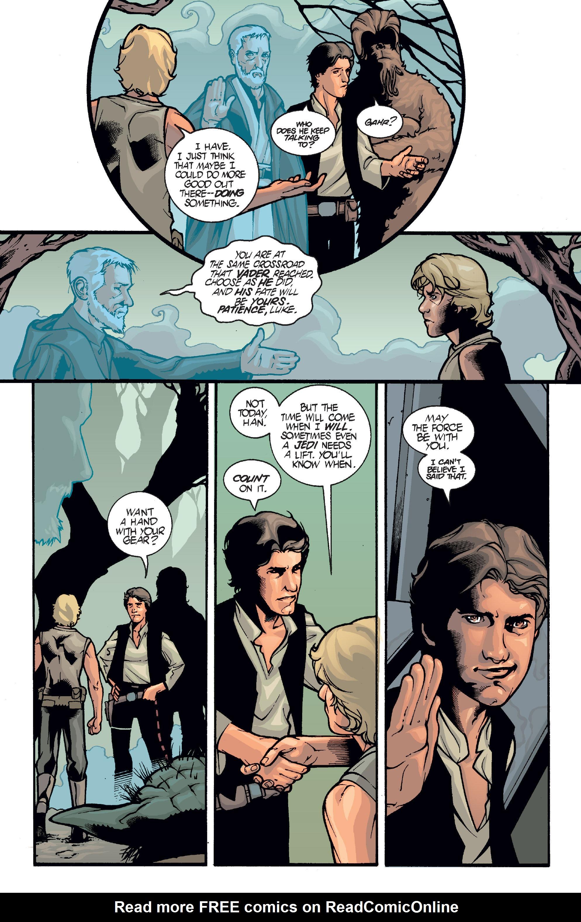 Read online Star Wars Omnibus comic -  Issue # Vol. 27 - 44