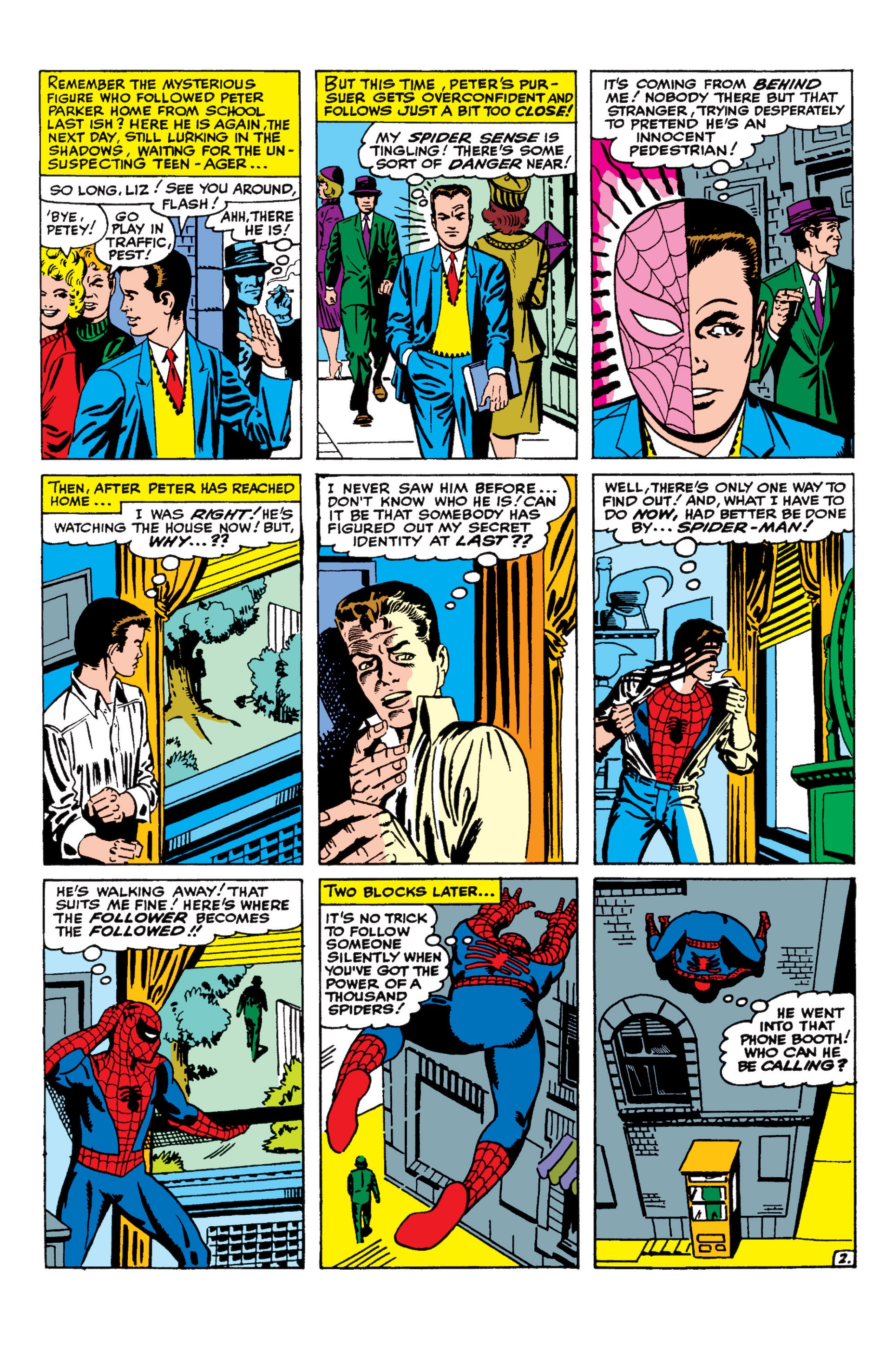 The Amazing Spider-Man (1963) 20 Page 2