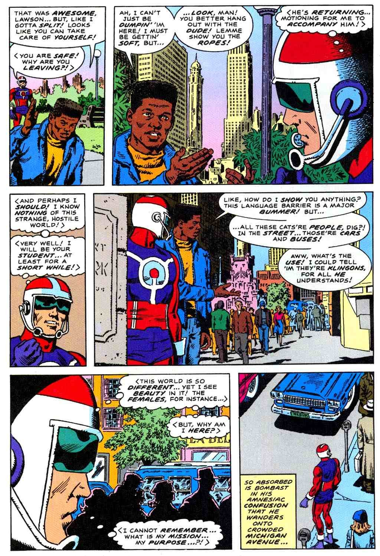 Read online Bombast comic -  Issue # Full - 12