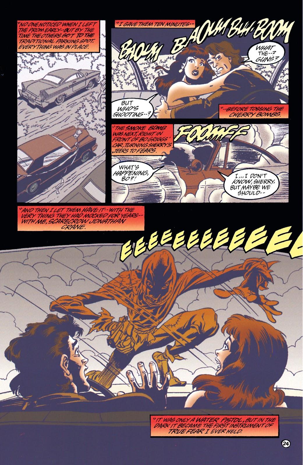 Read online Batman Arkham: Scarecrow comic -  Issue # TPB (Part 2) - 64