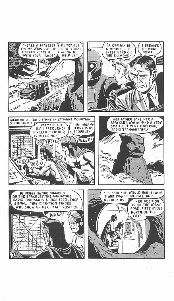 Read online Golden-Age Men of Mystery comic -  Issue #11 - 36