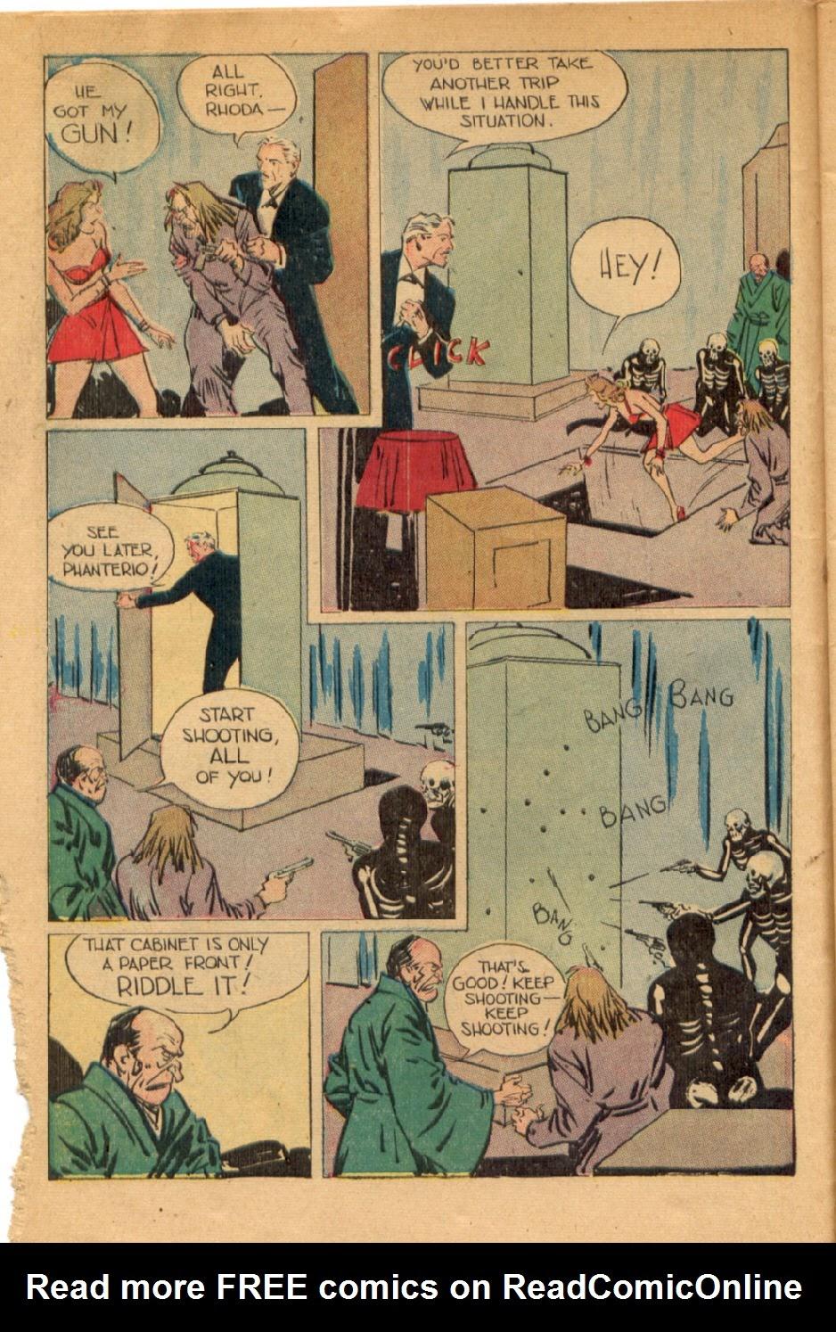 Read online Super-Magician Comics comic -  Issue #43 - 14