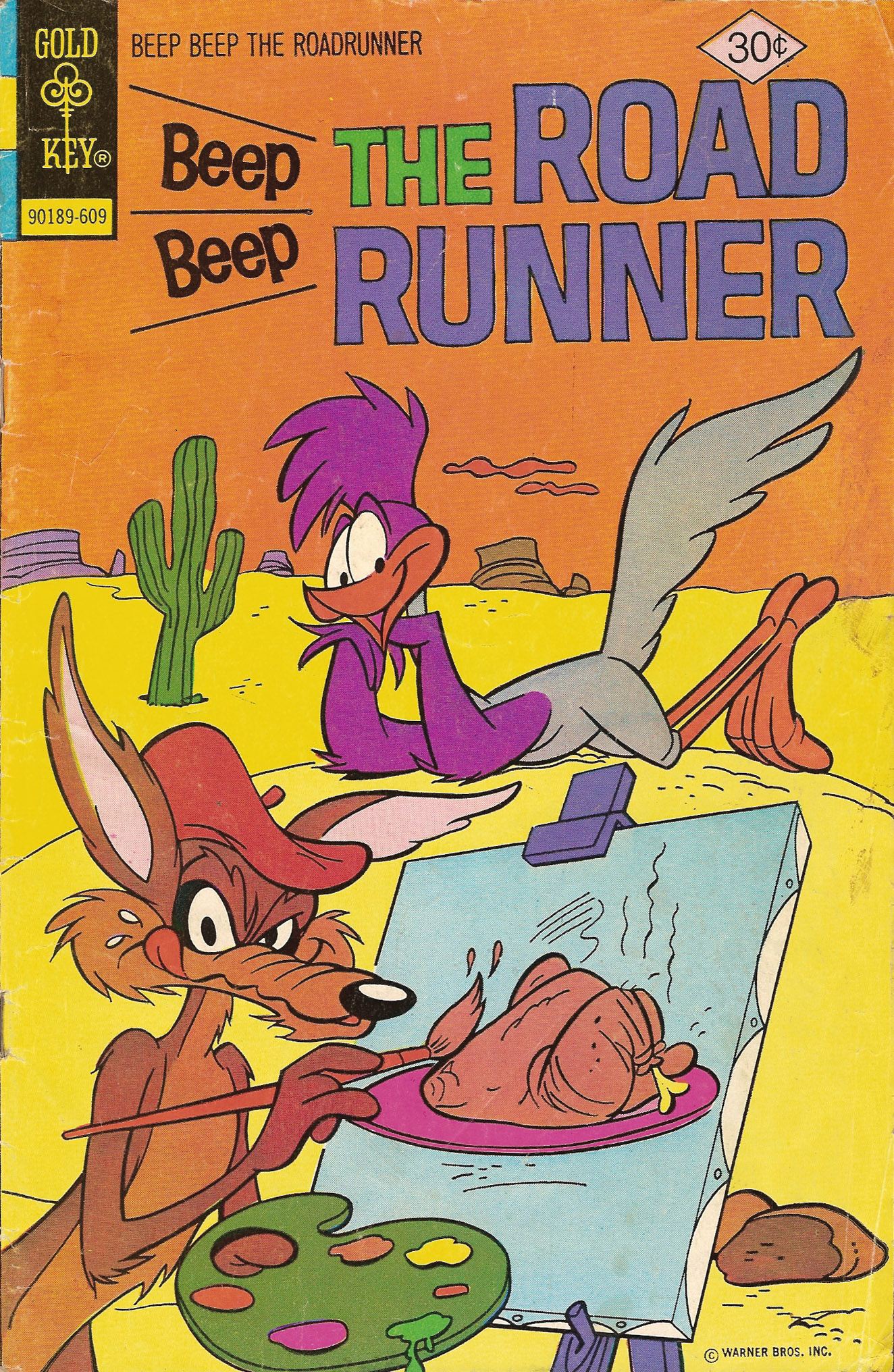 Beep Beep The Road Runner 59 Page 1