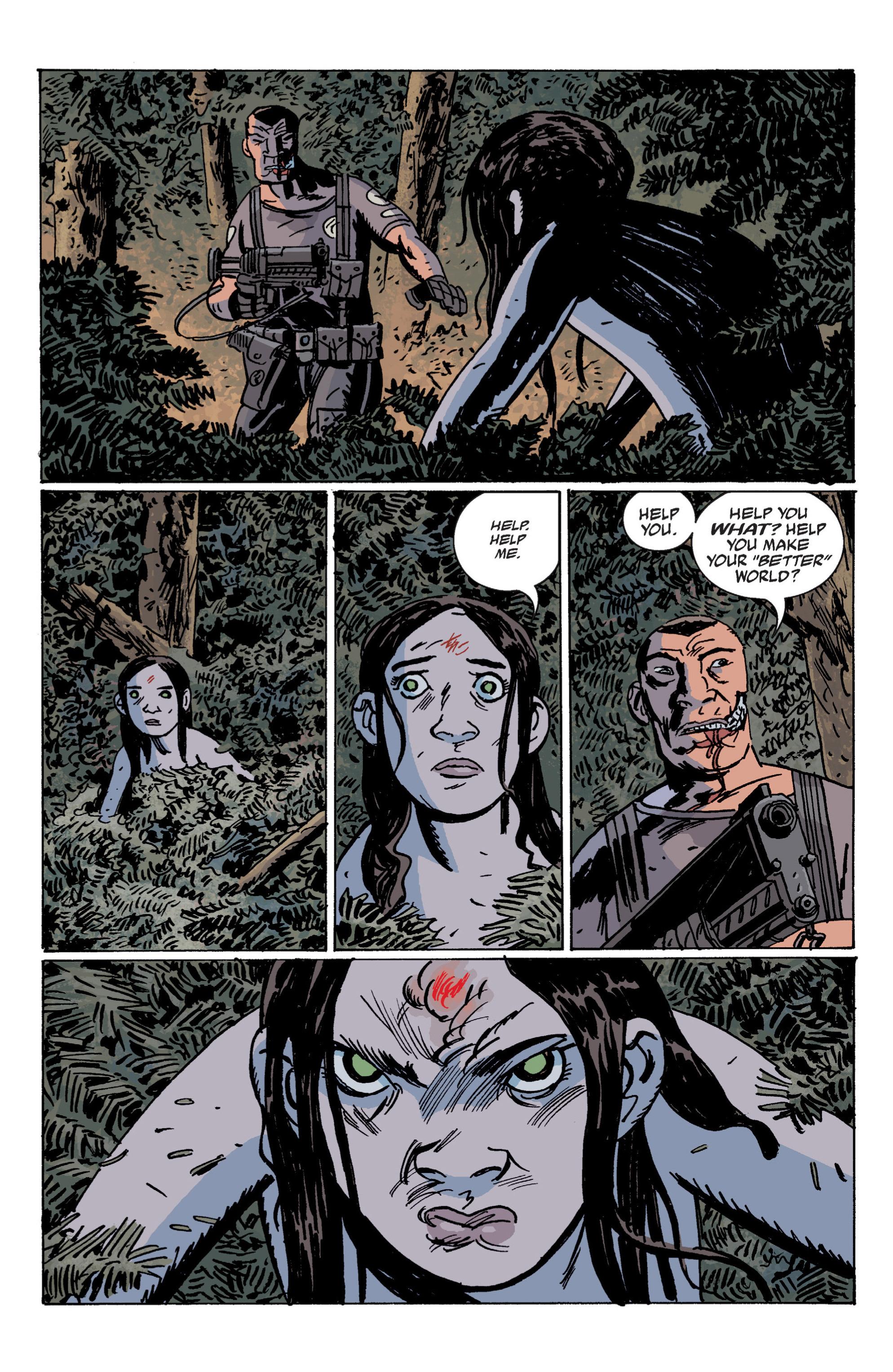 Read online B.P.R.D. (2003) comic -  Issue # TPB 12 - 57