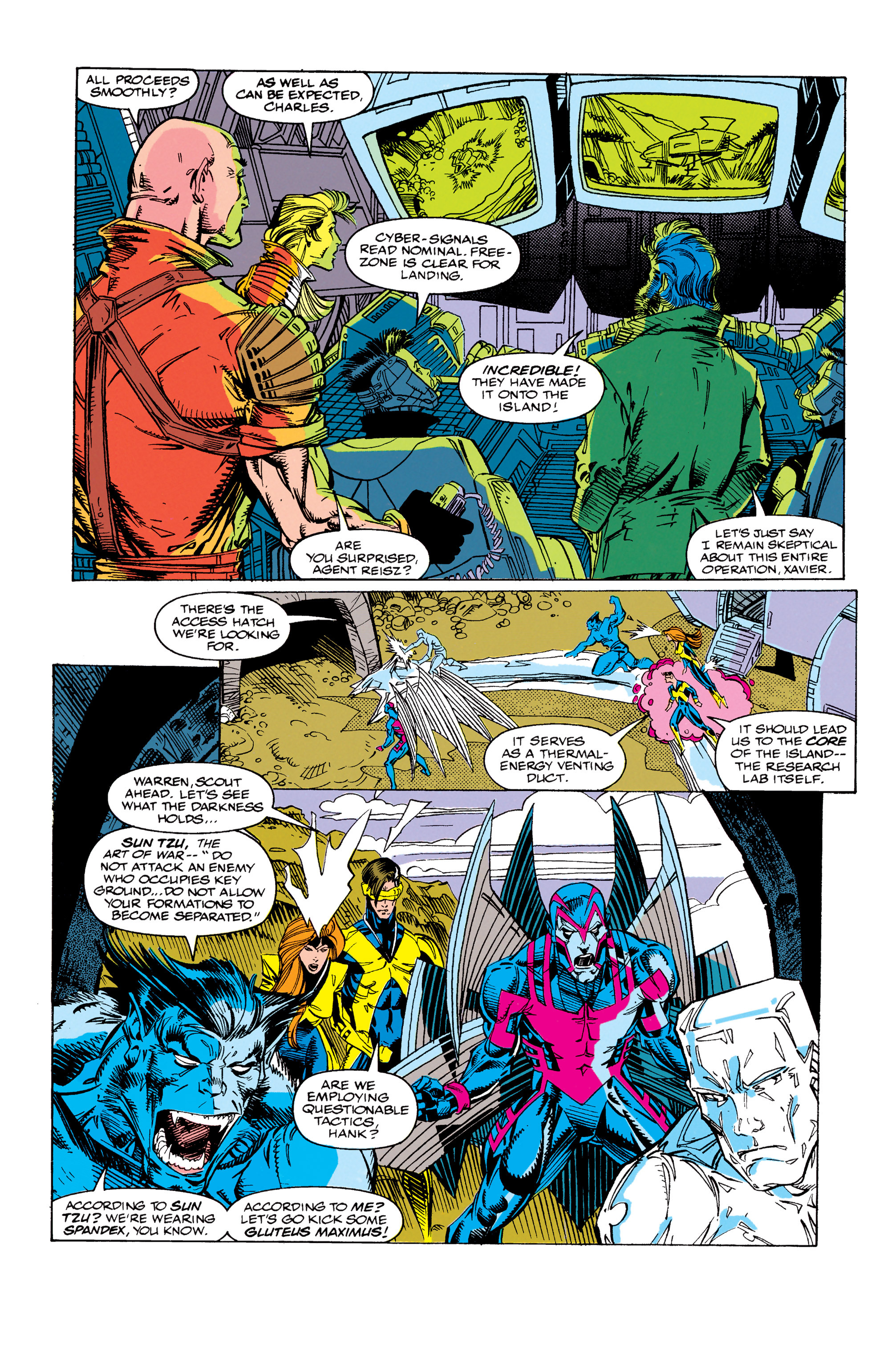 Read online X-Factor (1986) comic -  Issue #69 - 16