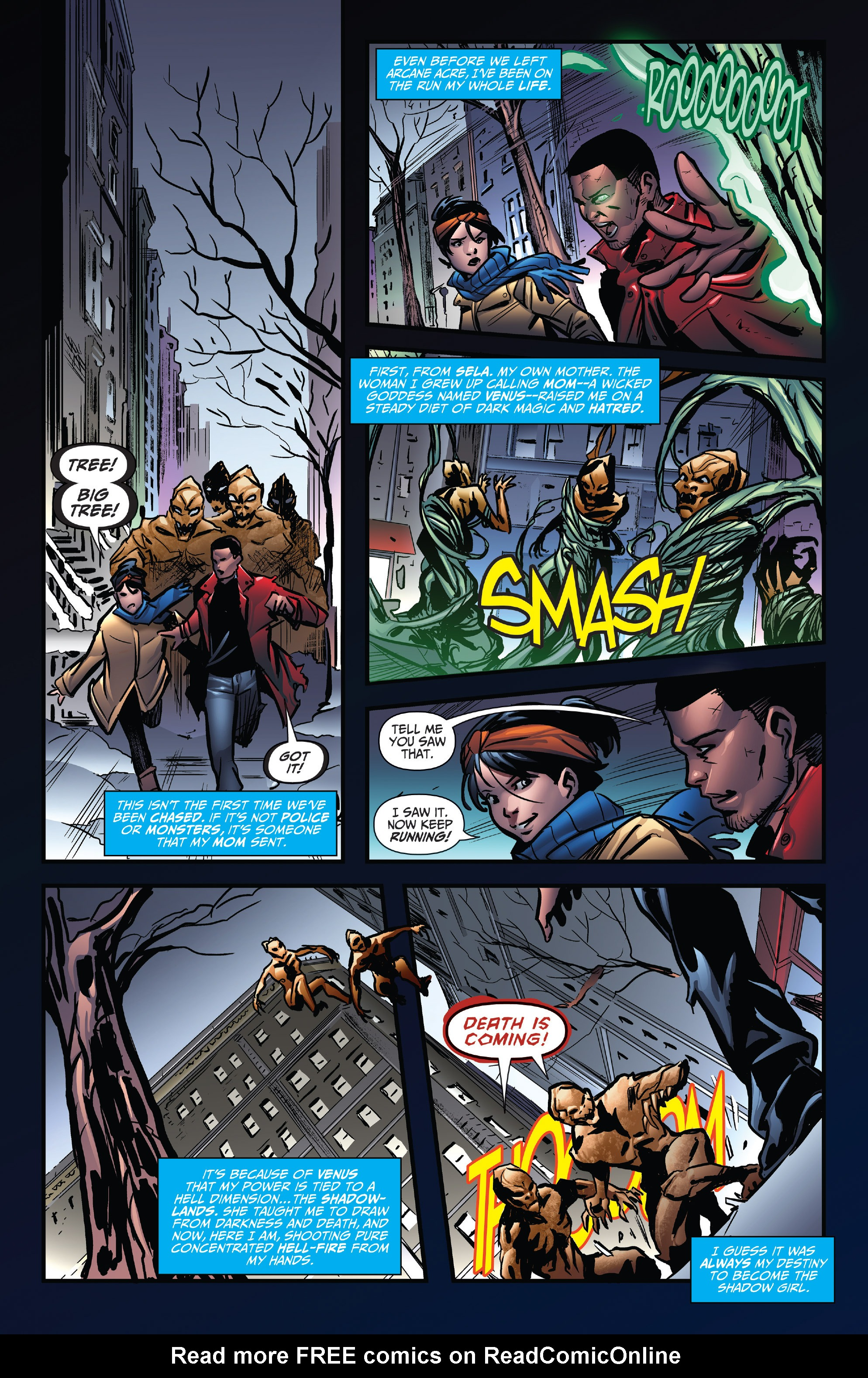 Read online Grimm Fairy Tales: Arcane Acre comic -  Issue # TPB 4 - 37
