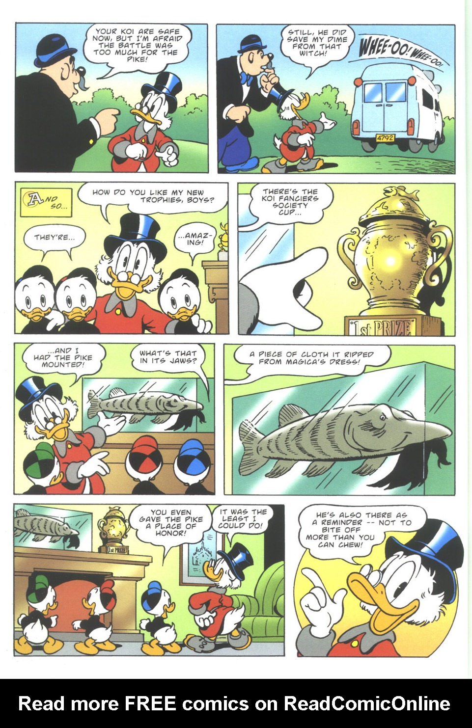 Read online Uncle Scrooge (1953) comic -  Issue #344 - 12