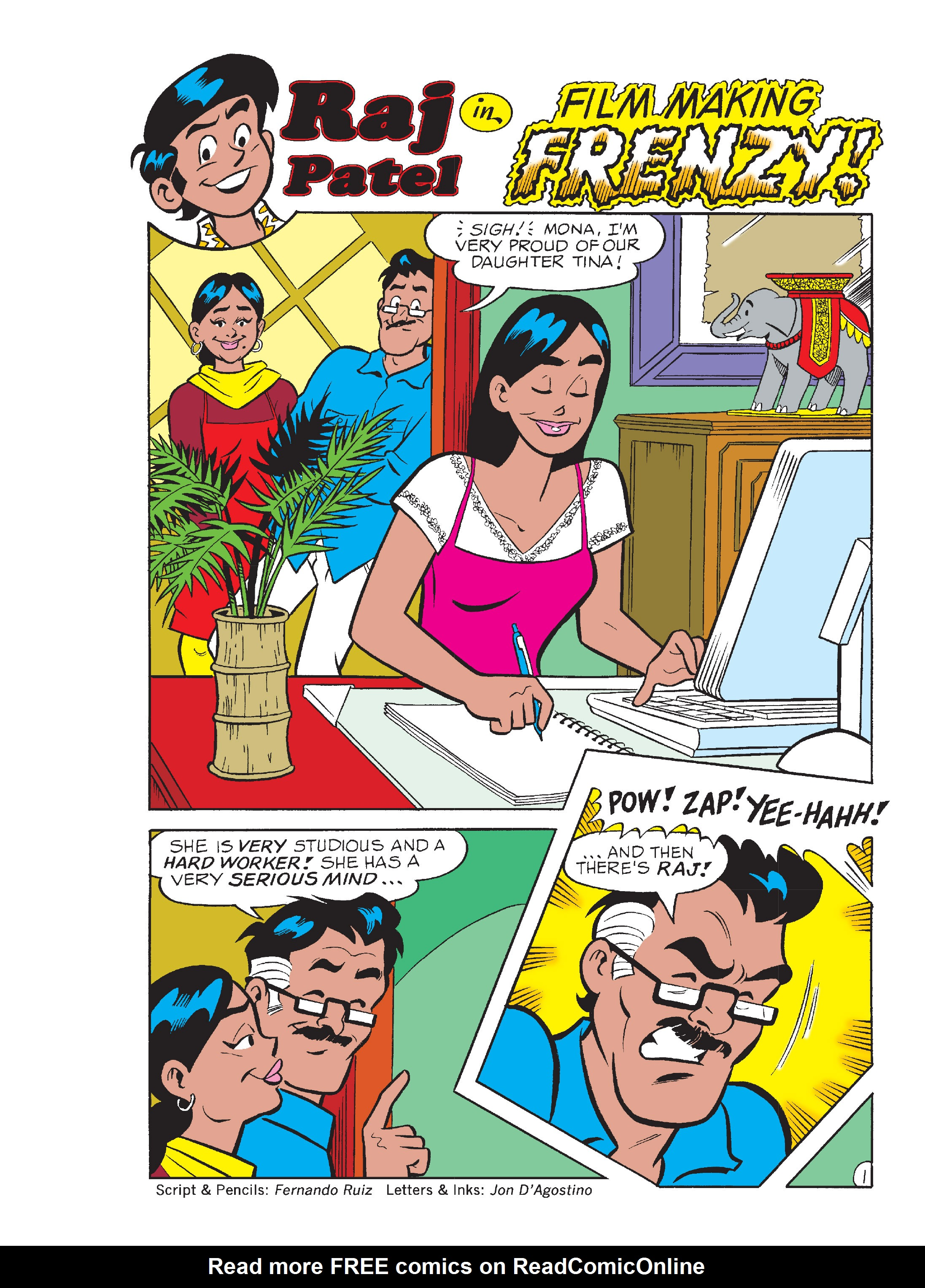 Read online Archie's Funhouse Double Digest comic -  Issue #13 - 24