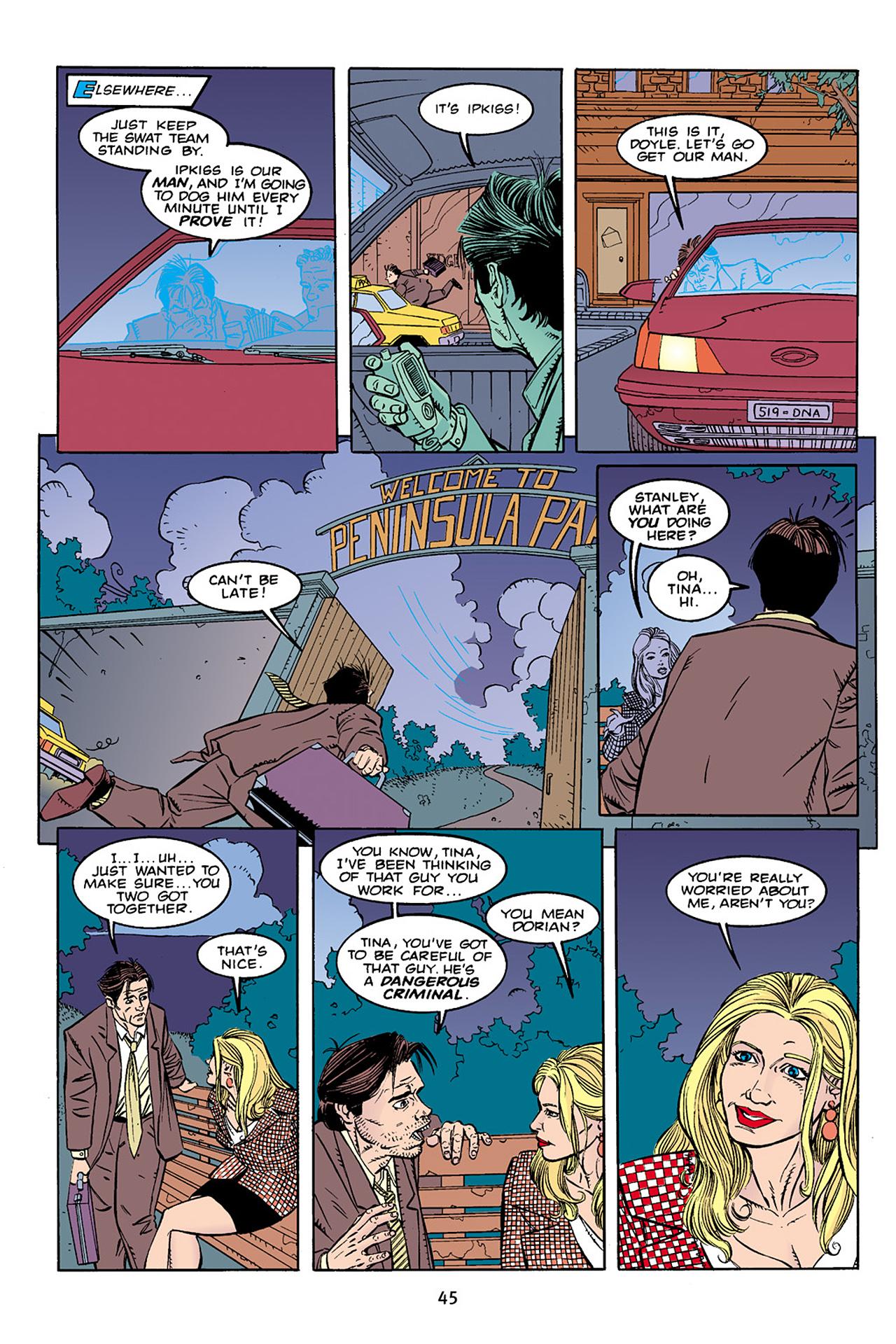 Read online Adventures Of The Mask Omnibus comic -  Issue #Adventures Of The Mask Omnibus Full - 45